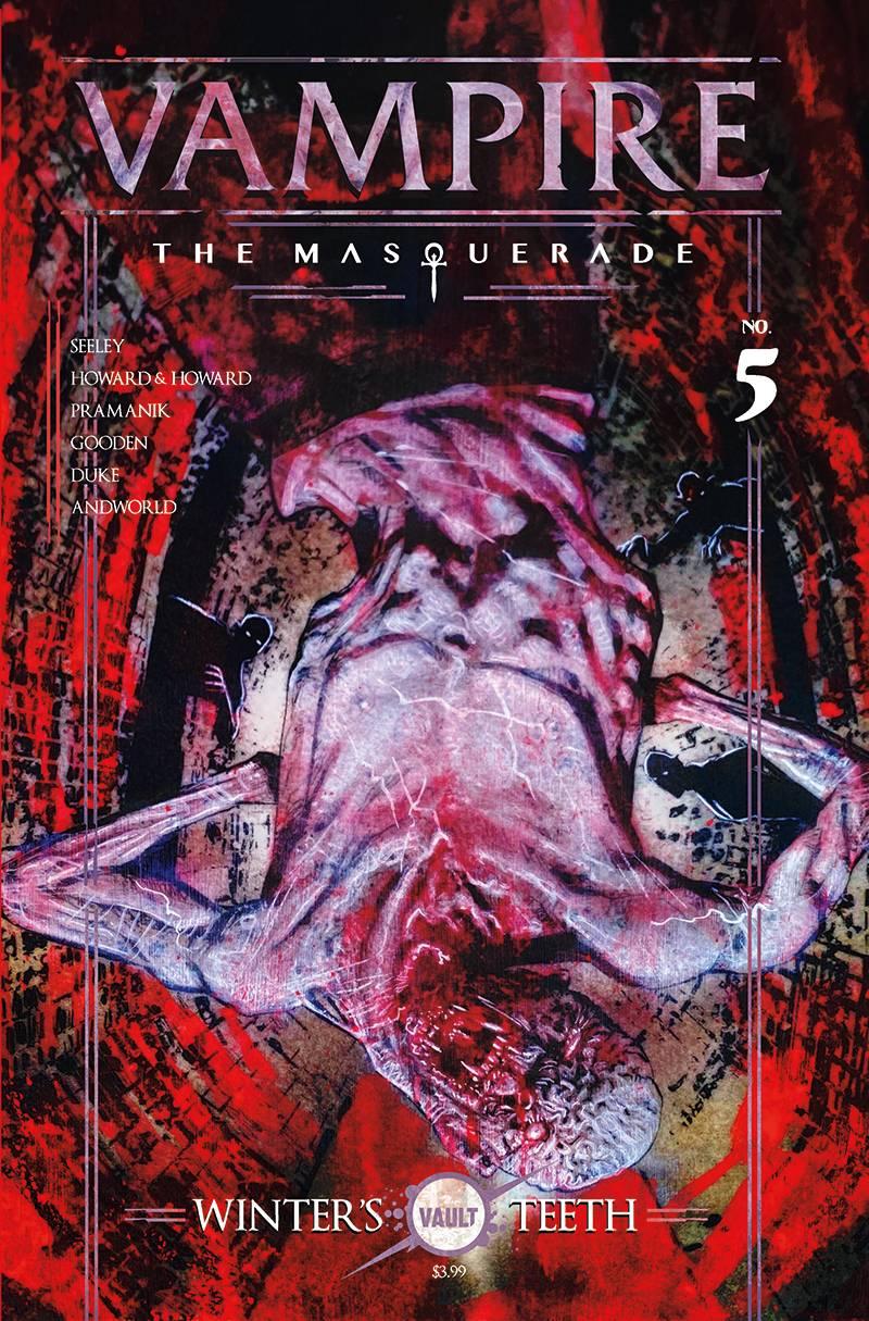 VAMPIRE THE MASQUERADE #5 CVR A CAMPBELL