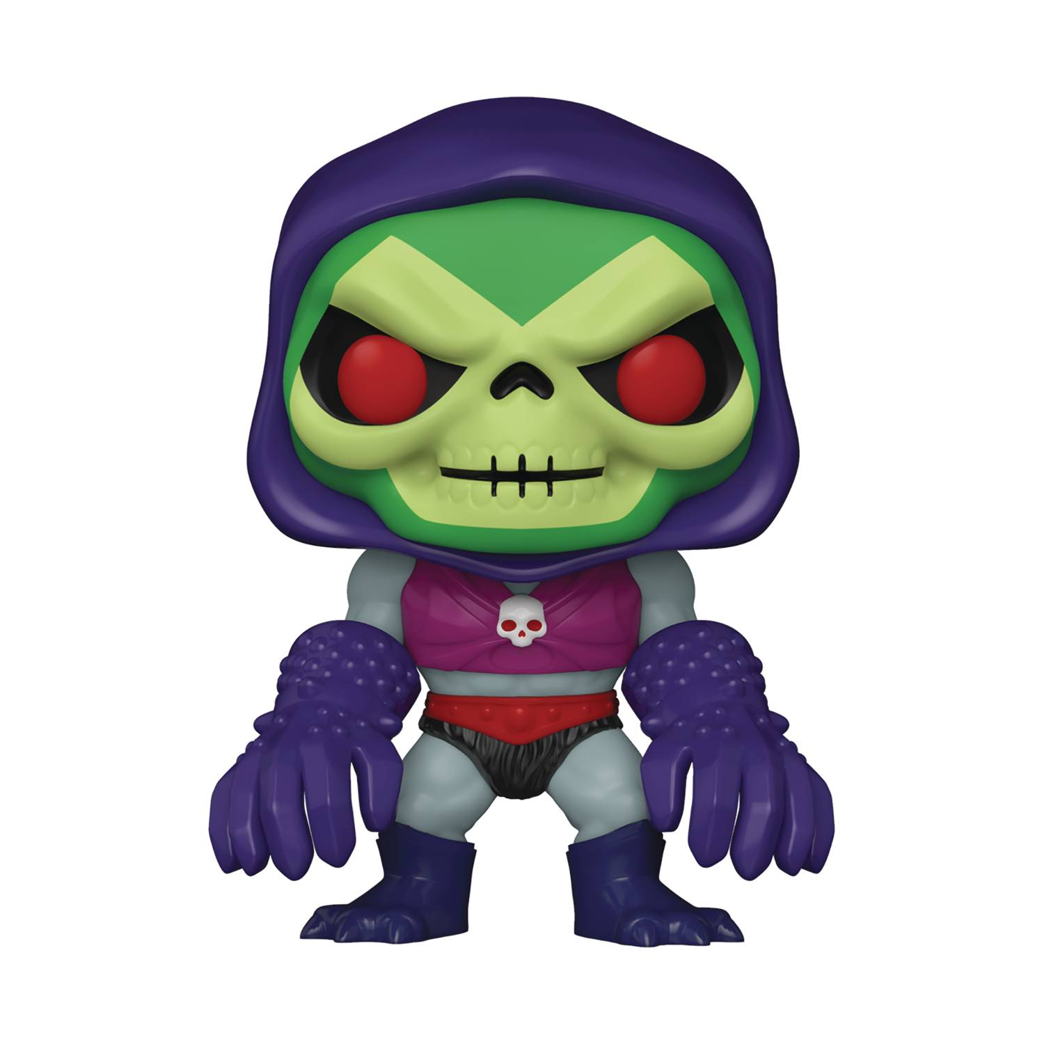 POP MOTU SKELETOR W/ TERROR CLAWS VIN FIG