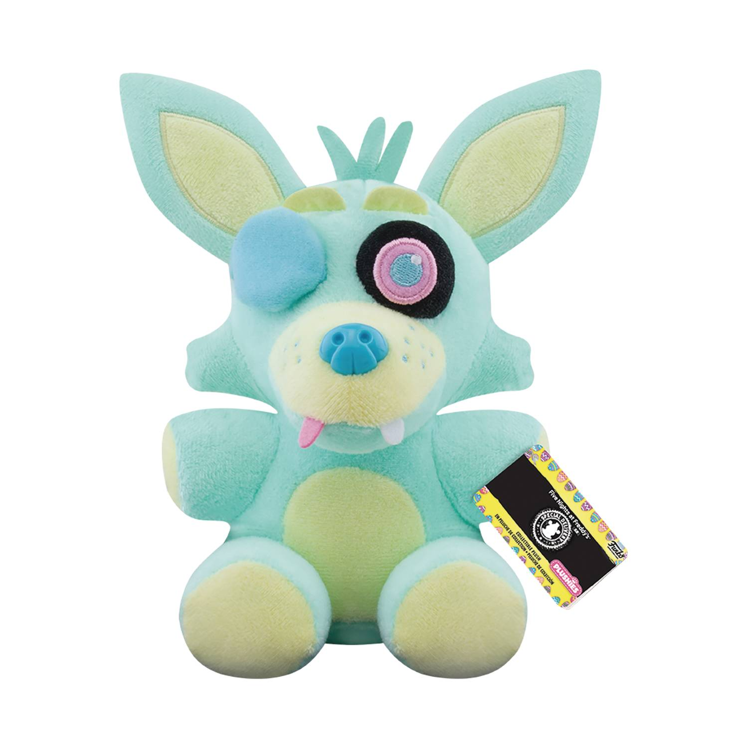 FNAF SPRING COLORWAY FOXY GR PLUSH