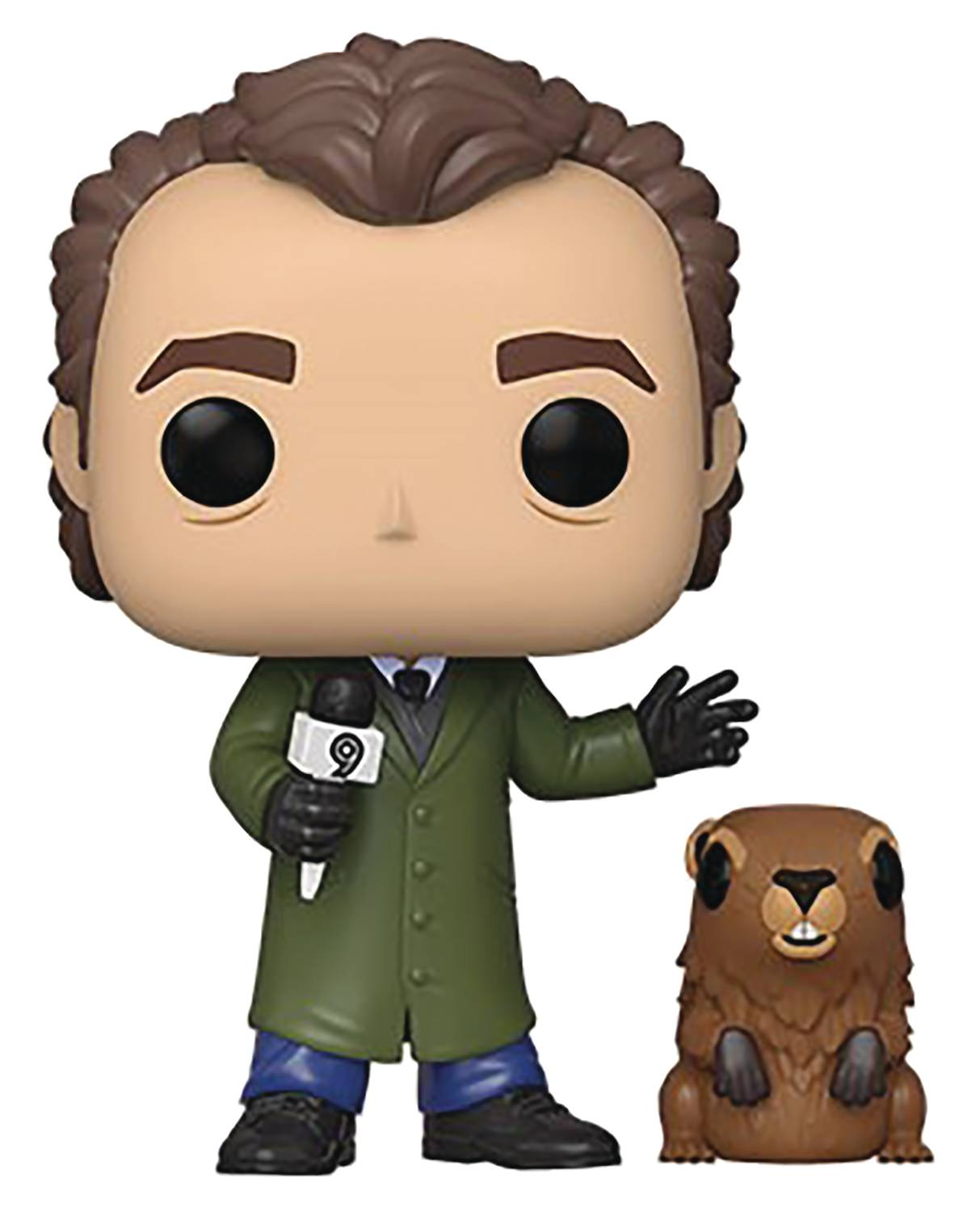 POP & BUDDY PHIL W/ PUNXSUTAWNEY PHIL VINYL FIG