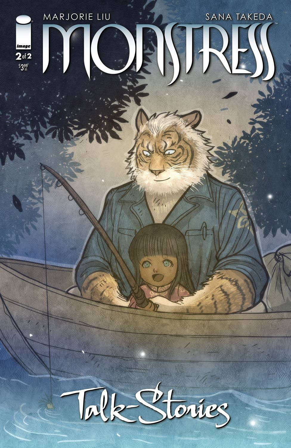 MONSTRESS TALK-STORIES #2 (OF 2) (MR)