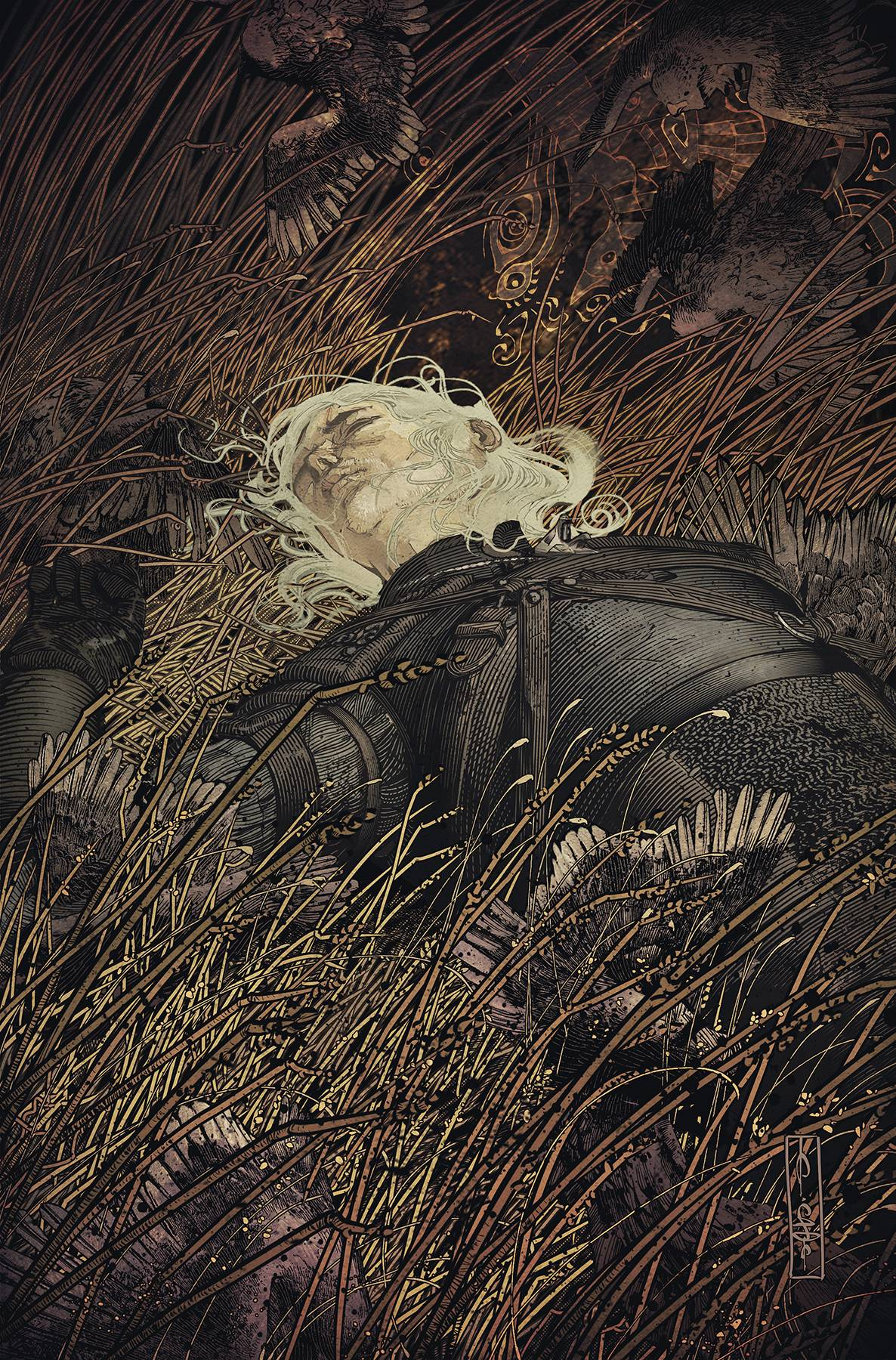 WITCHER FADING MEMORIES #2 (OF 4) CVR A CAGLE