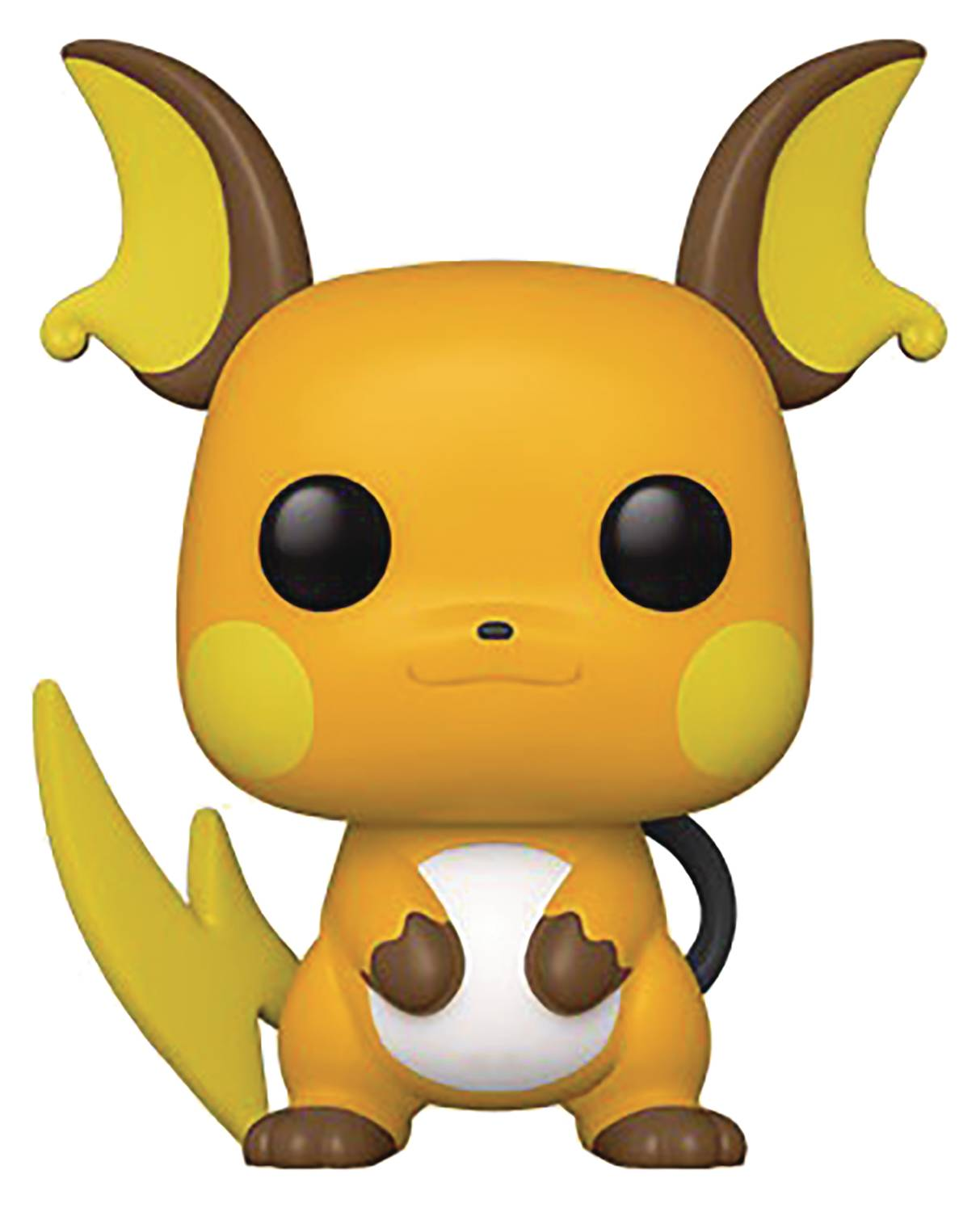 POP GAMES POKEMON RAICHU VINYL FIGURE