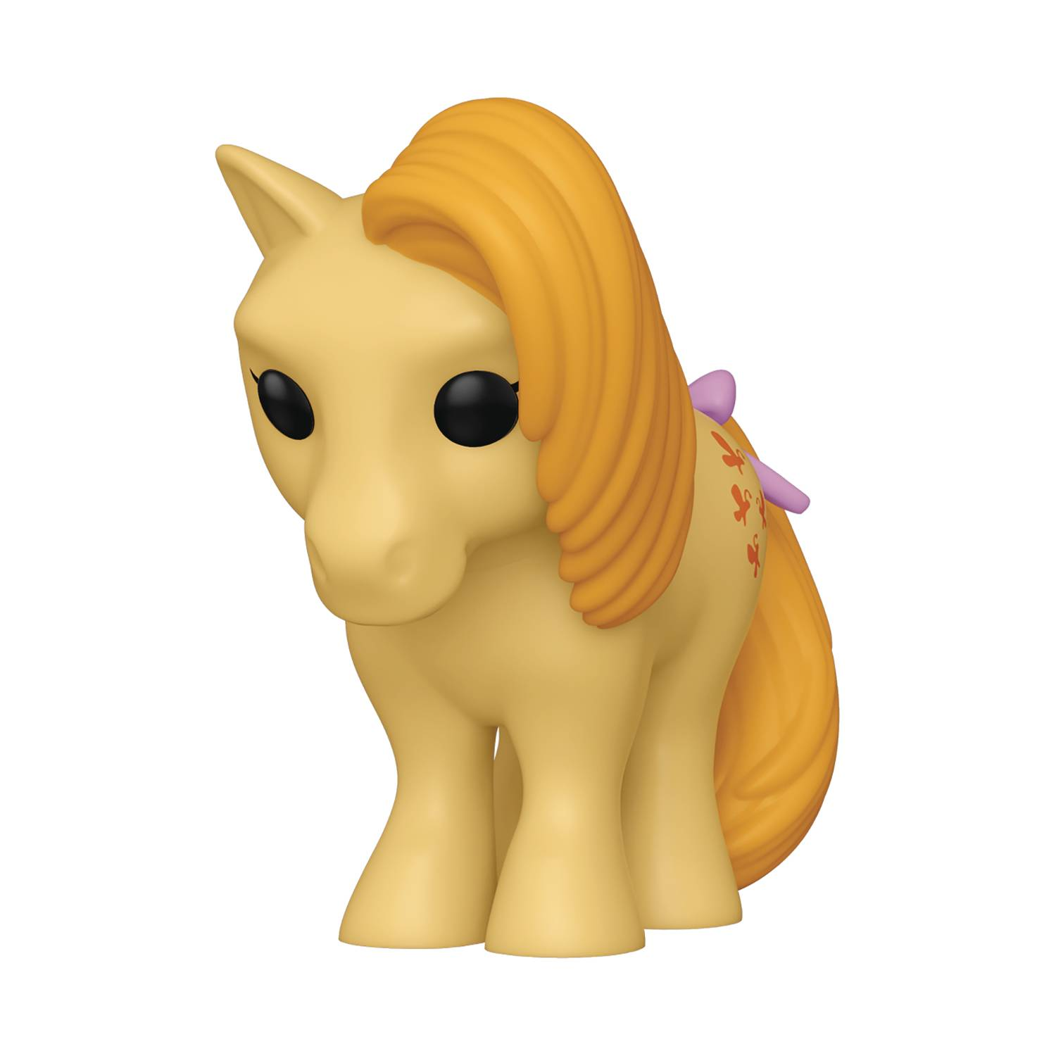 POP MLP BUTTERSCOTCH VINYL FIGURE