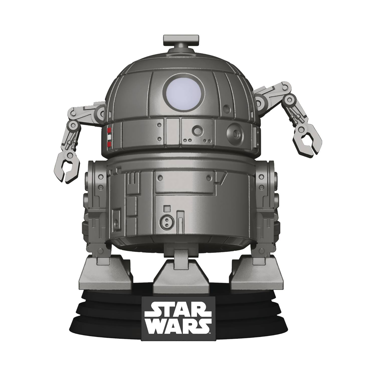 POP STAR WARS SW CONCEPT R2D2 VINYL FIGURE