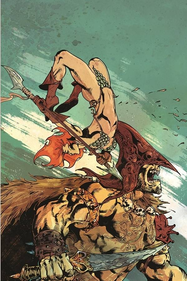 RED SONJA #20 15 COPY CASTRO VIRGIN FOC INCV