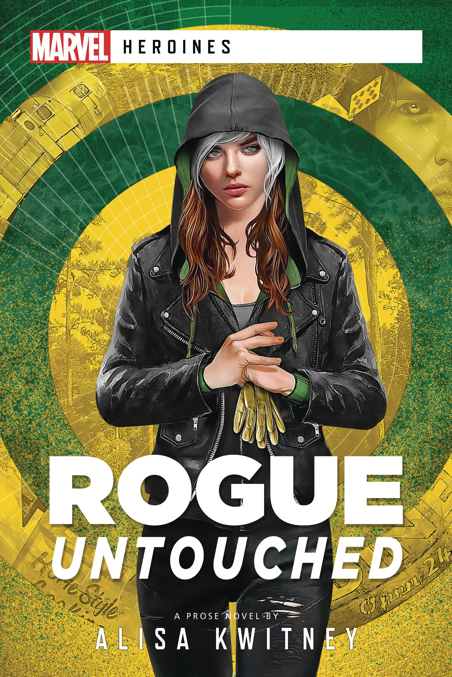MARVEL HEROINES NOVEL SC ROGUE UNTOUCHED (RES)