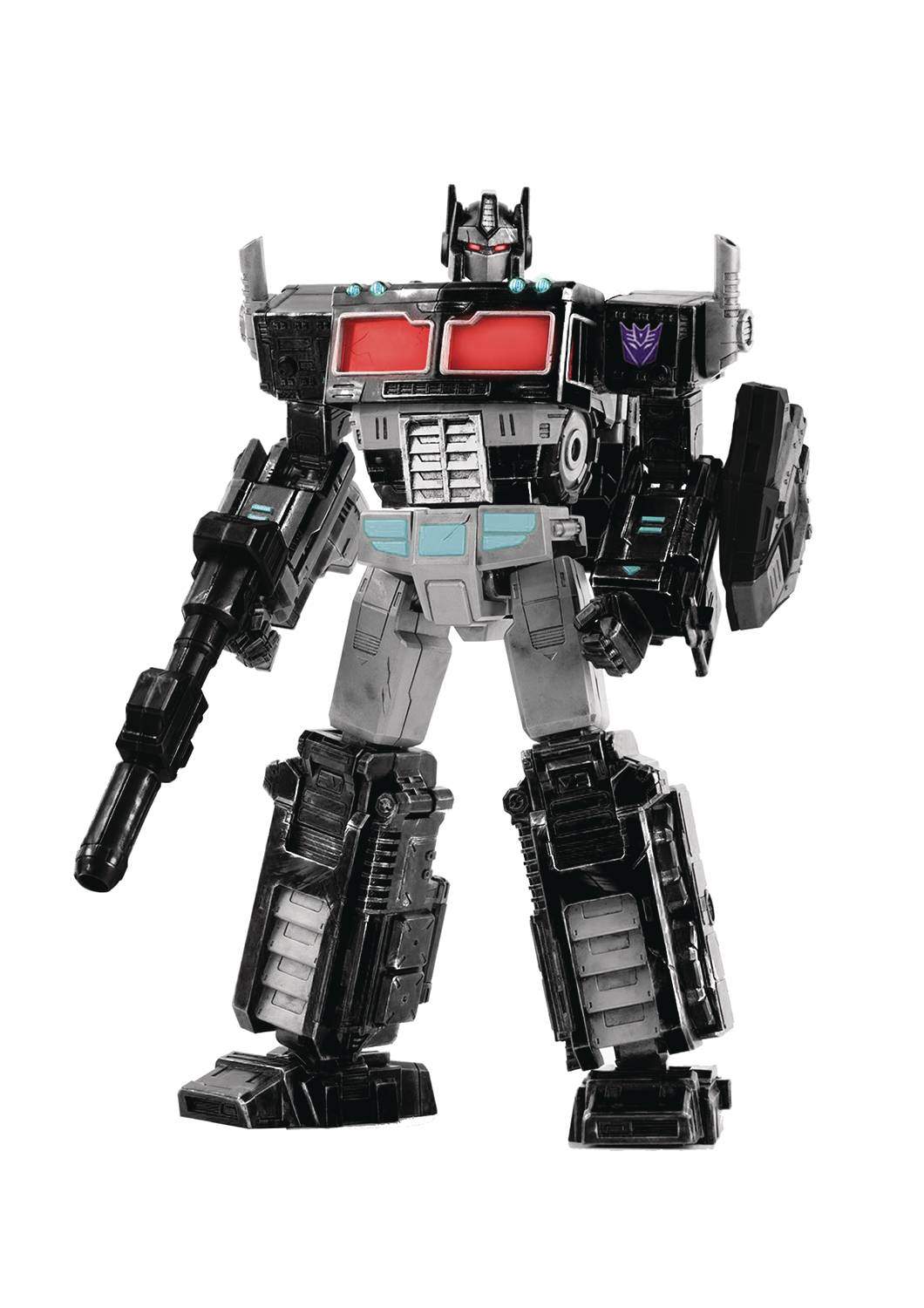 TRANSFORMERS WAR FOR CYBERTRON NEMESIS PRIME PX DLX FIG (NET