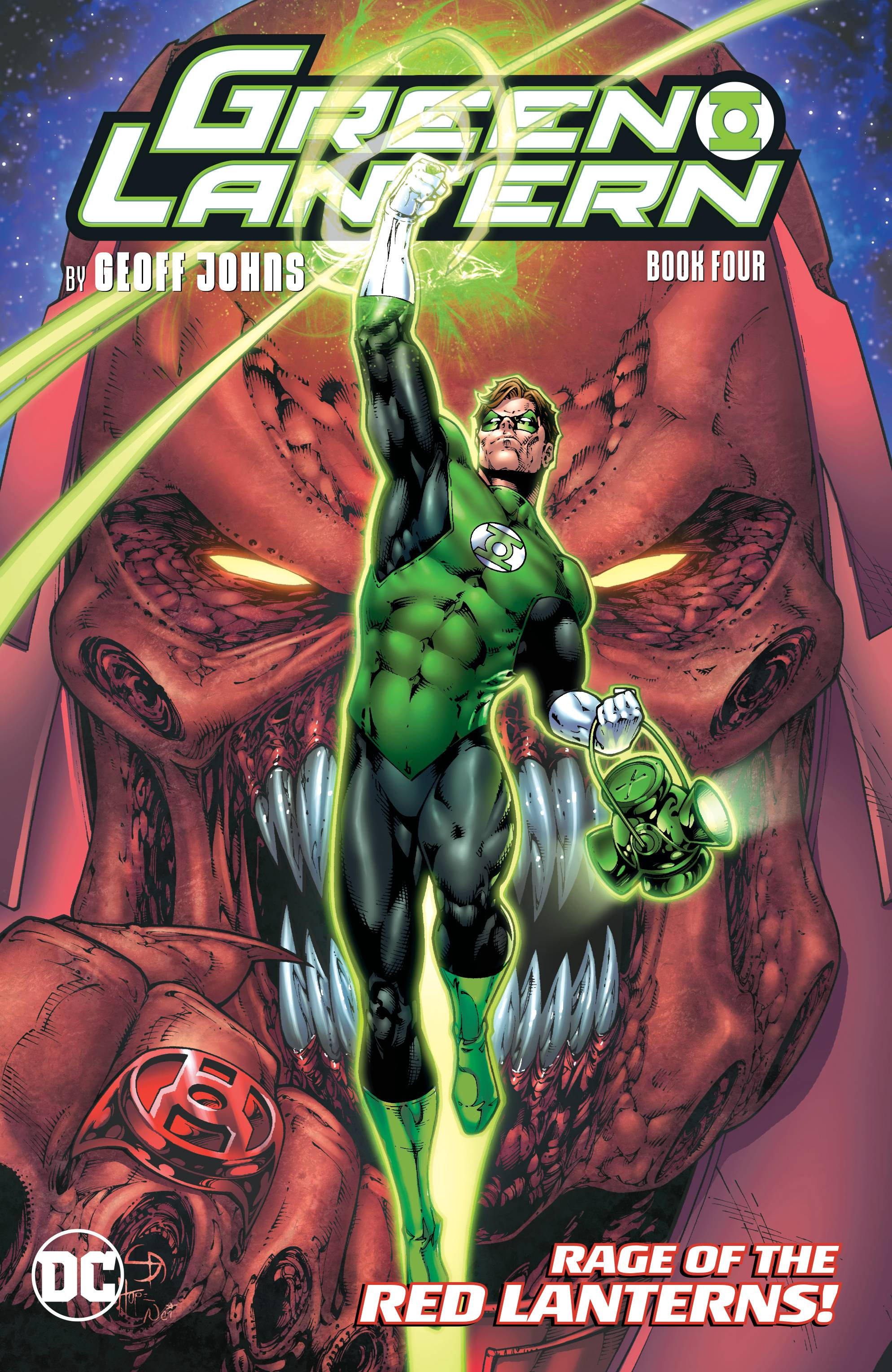 GREEN LANTERN BY GEOFF JOHNS TP BOOK 04