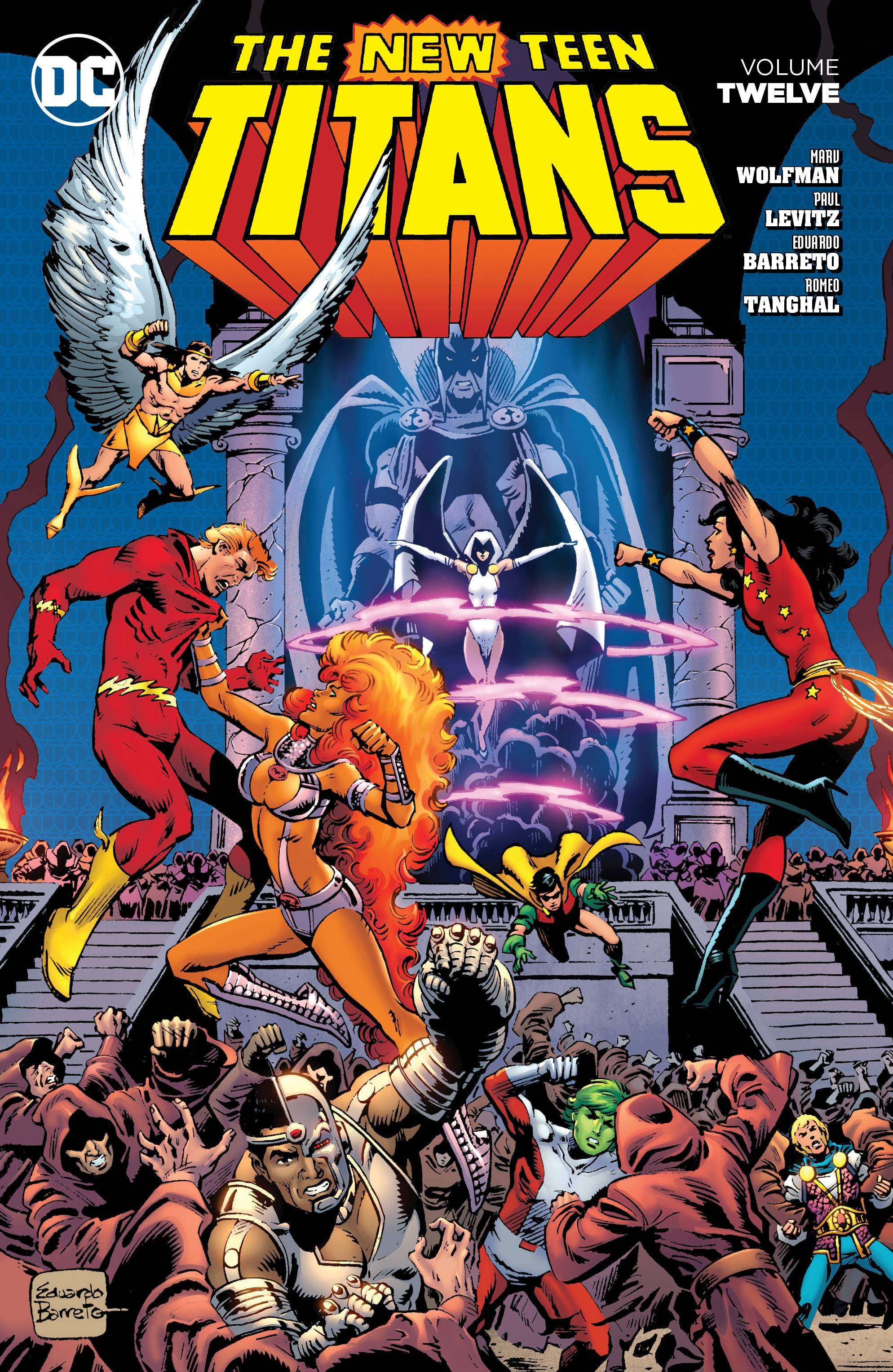 NEW TEEN TITANS TP VOL 12