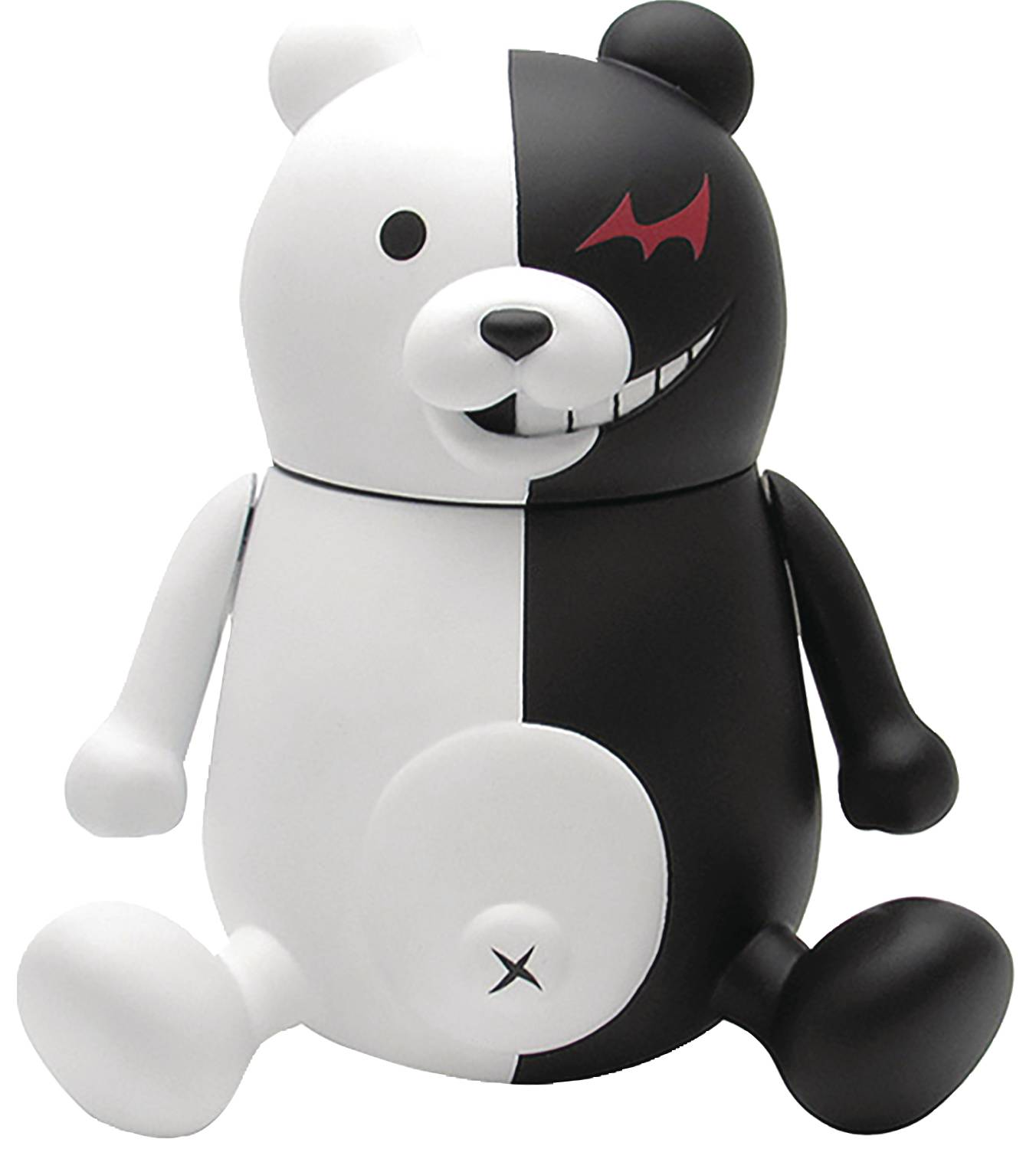 DANGANRONPA 1 2 MONOKUMA SOFT VINYL FIG