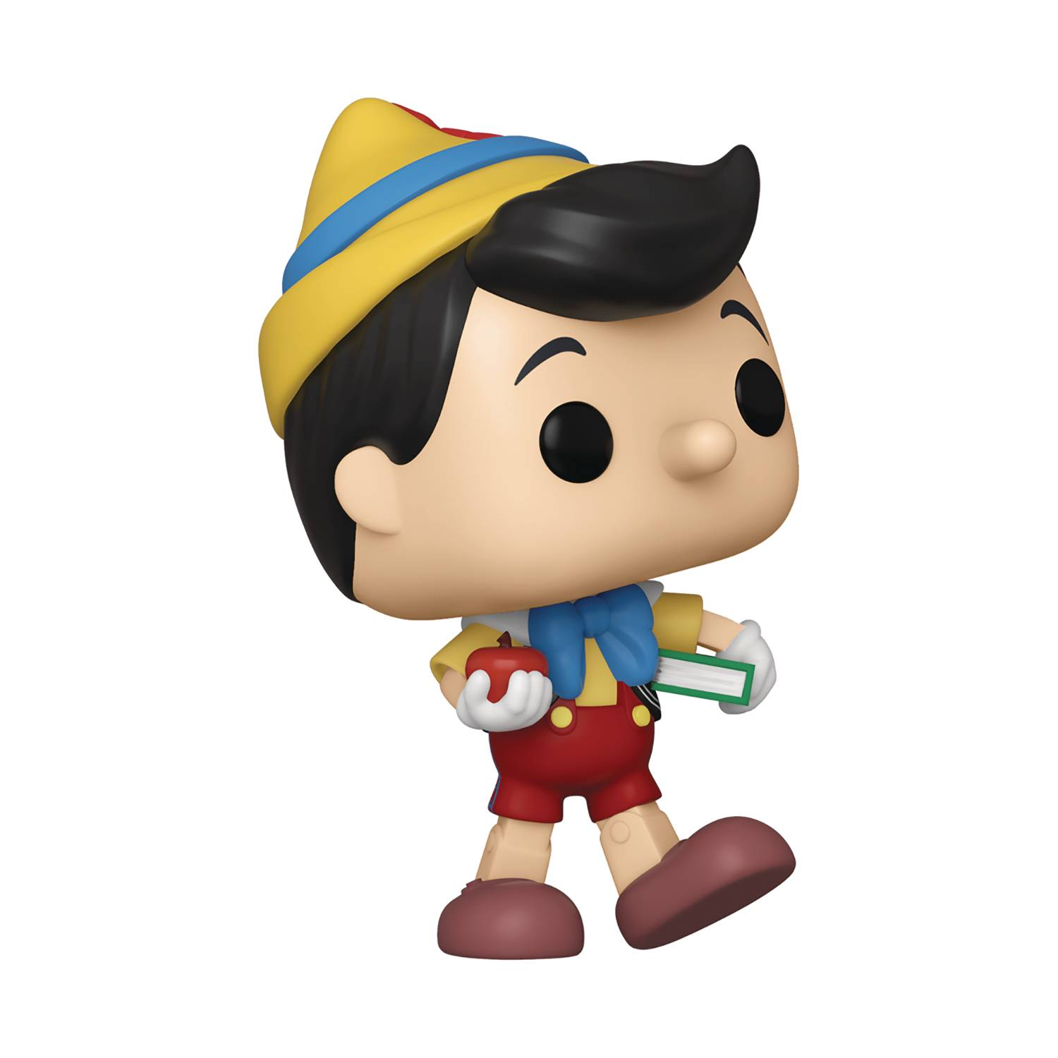 POP DISNEY PINOCCHIO SCHOOL BOUND PINOCCHIO VINYL FIG