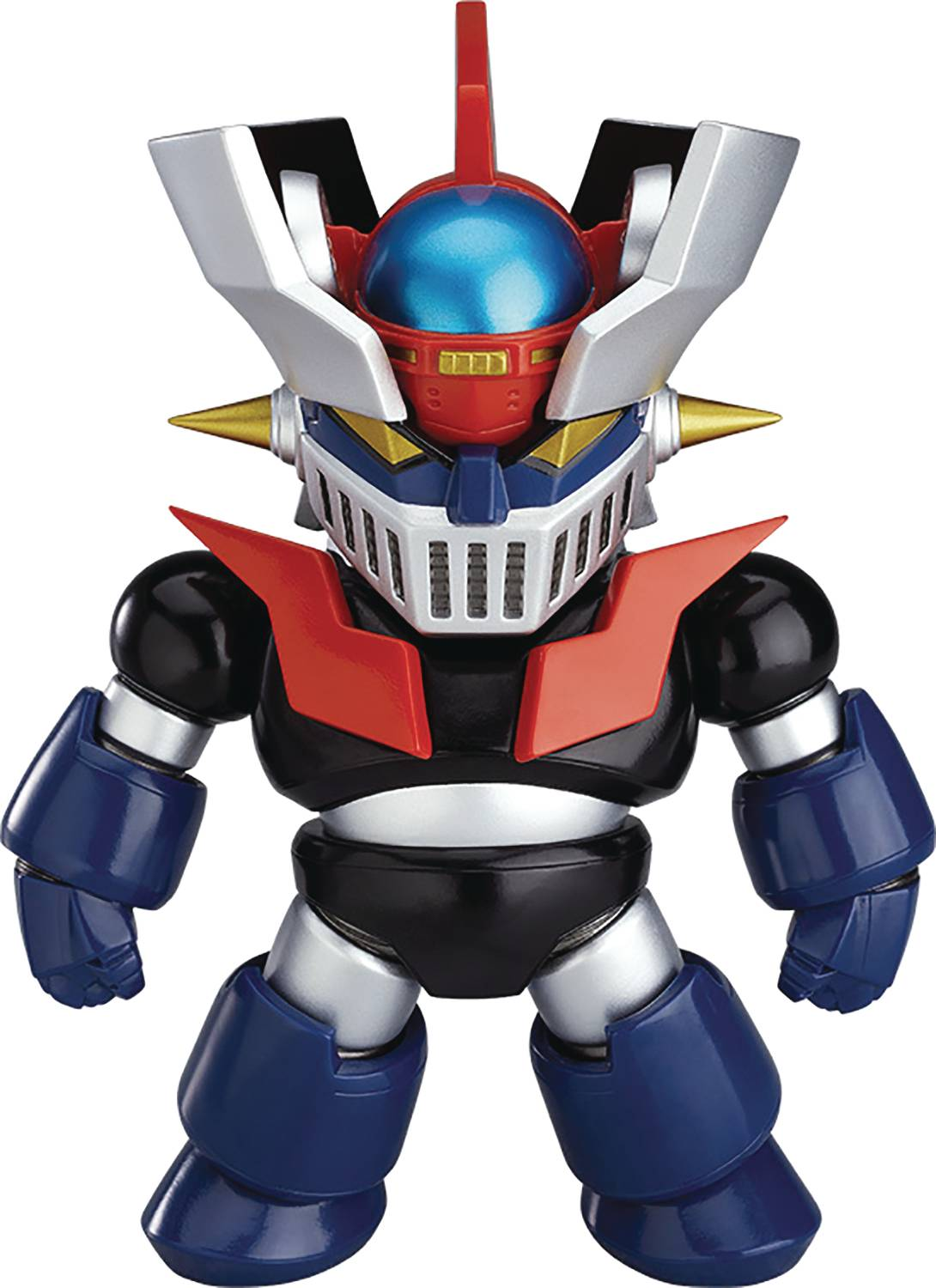 VINYL SHOGUN OMEGA FORCE MAZINGER Z SOFT VINYL ROBOT FIG