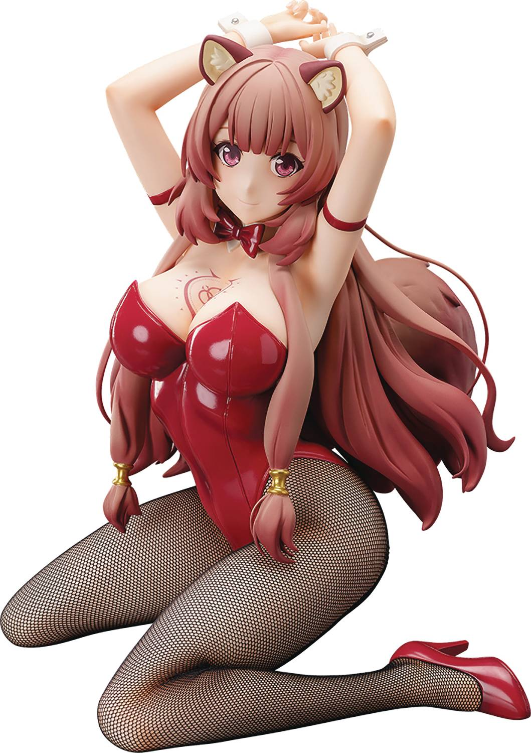RISING OF SHIELD HERO RAPHTALIA 1/4 PVC FIG BUNNY STYLE VER