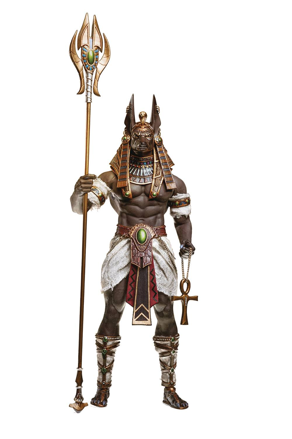 ANUBIS GUARDIAN OF THE UNDERWORLD 1/12 SCALE FIGURE  (C
