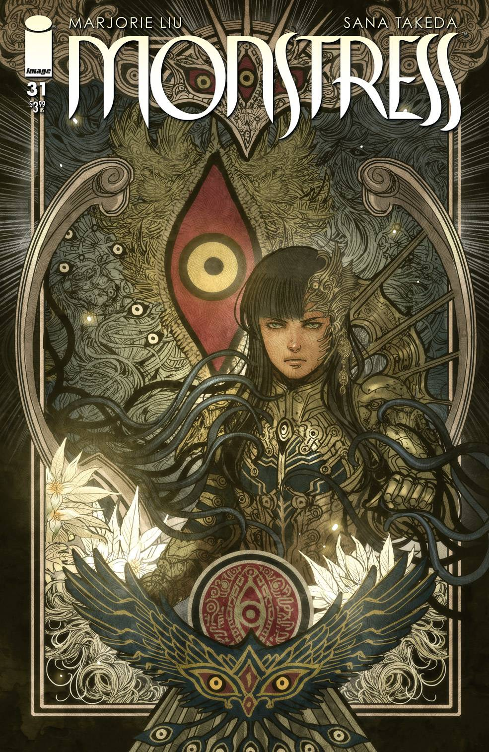 MONSTRESS #31 (MR)