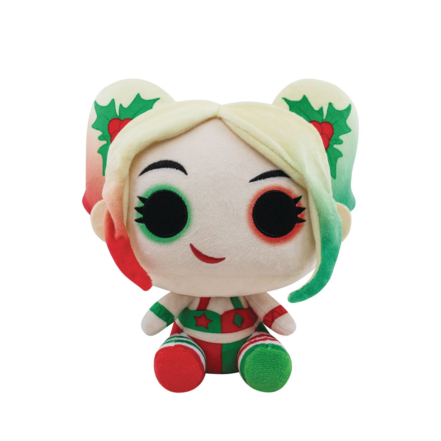 FUNKO DC HOLIDAY HOLLY QUINN WITH MALLET PLUSH