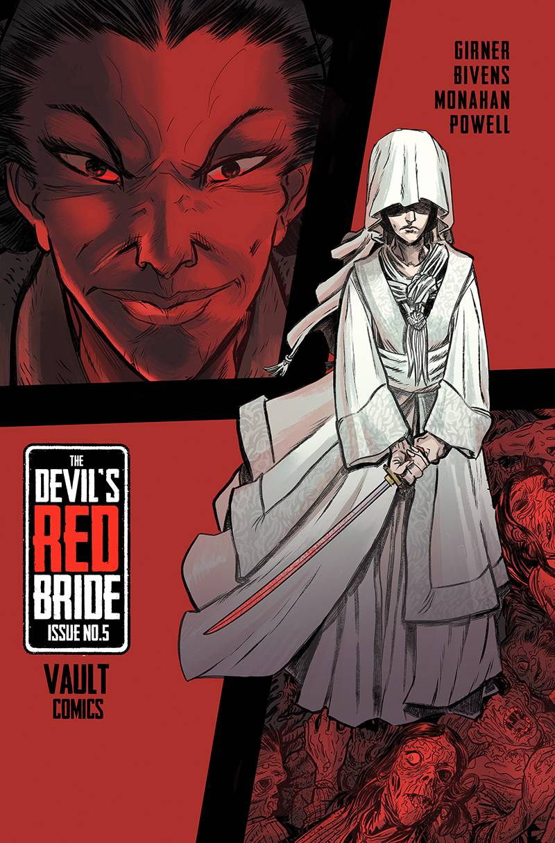 DEVILS RED BRIDE #5 CVR A BIVENS (MR)