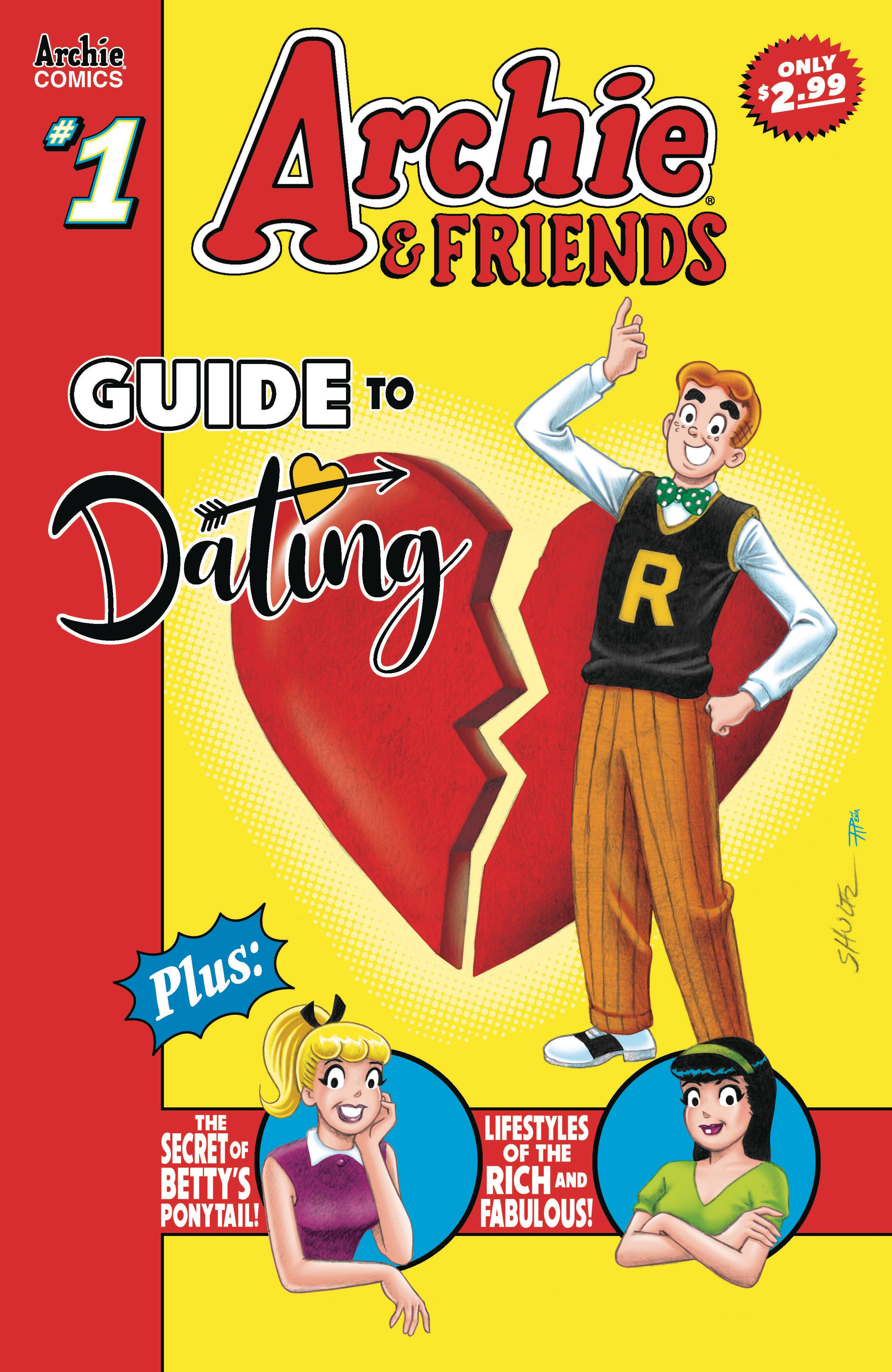 ARCHIE & FRIENDS GUIDE TO DATING #1