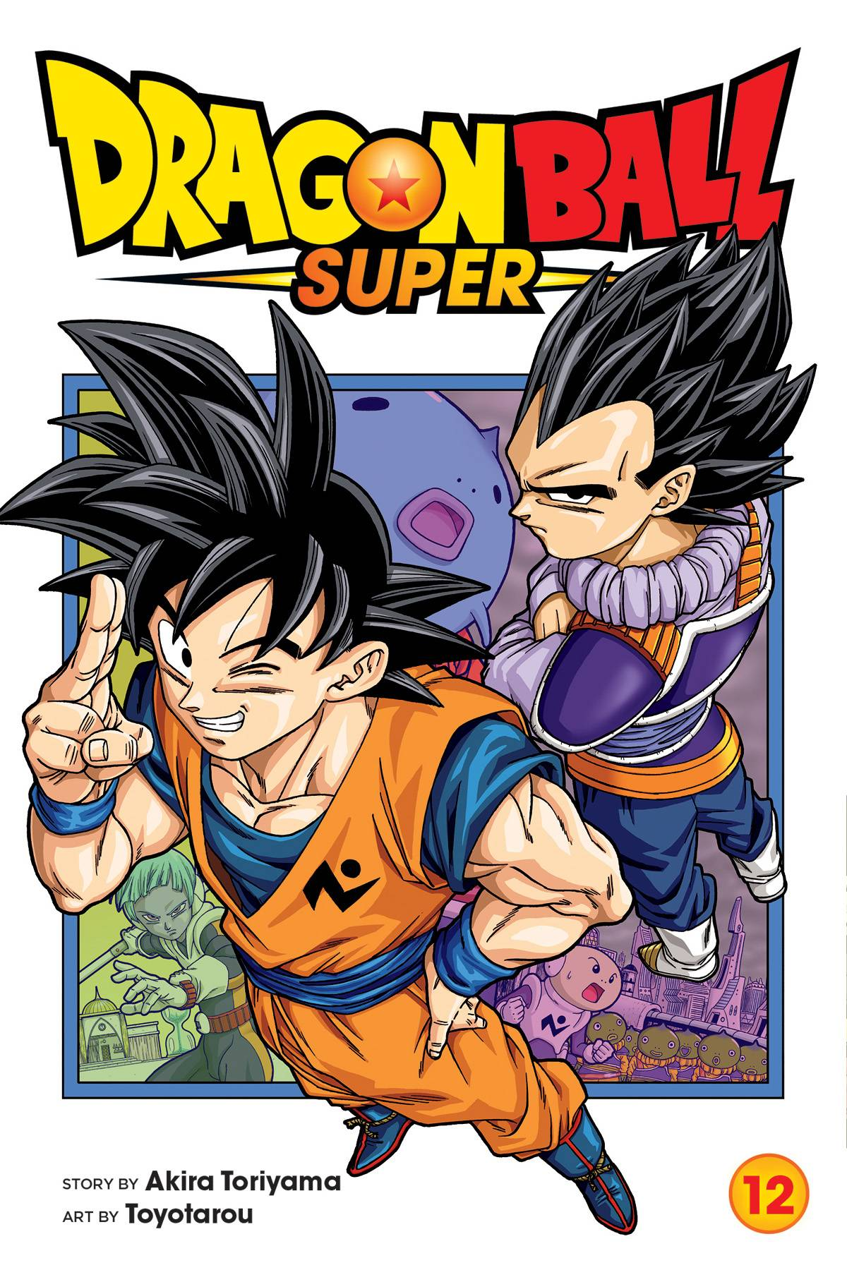 DRAGON BALL SUPER GN VOL 12