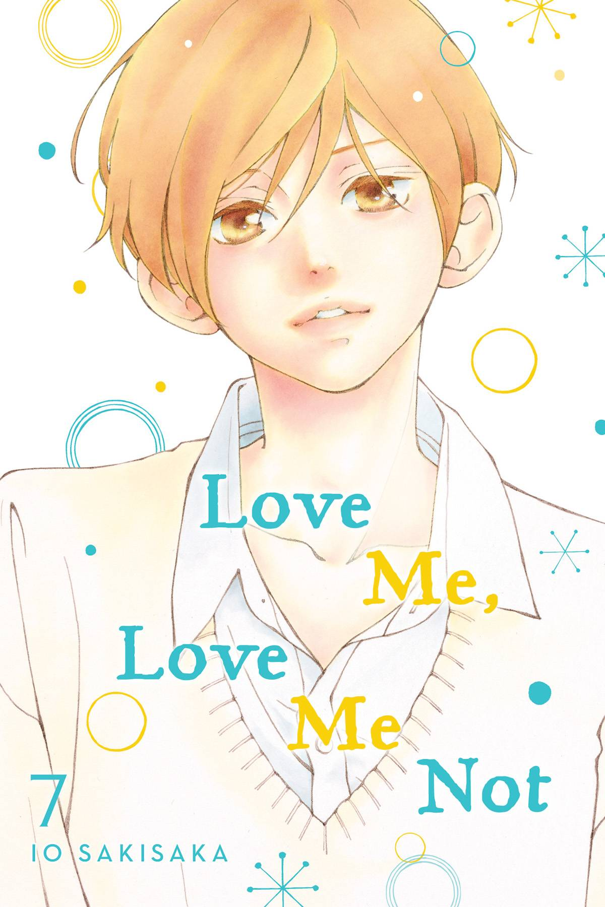 LOVE ME LOVE ME NOT GN VOL 07