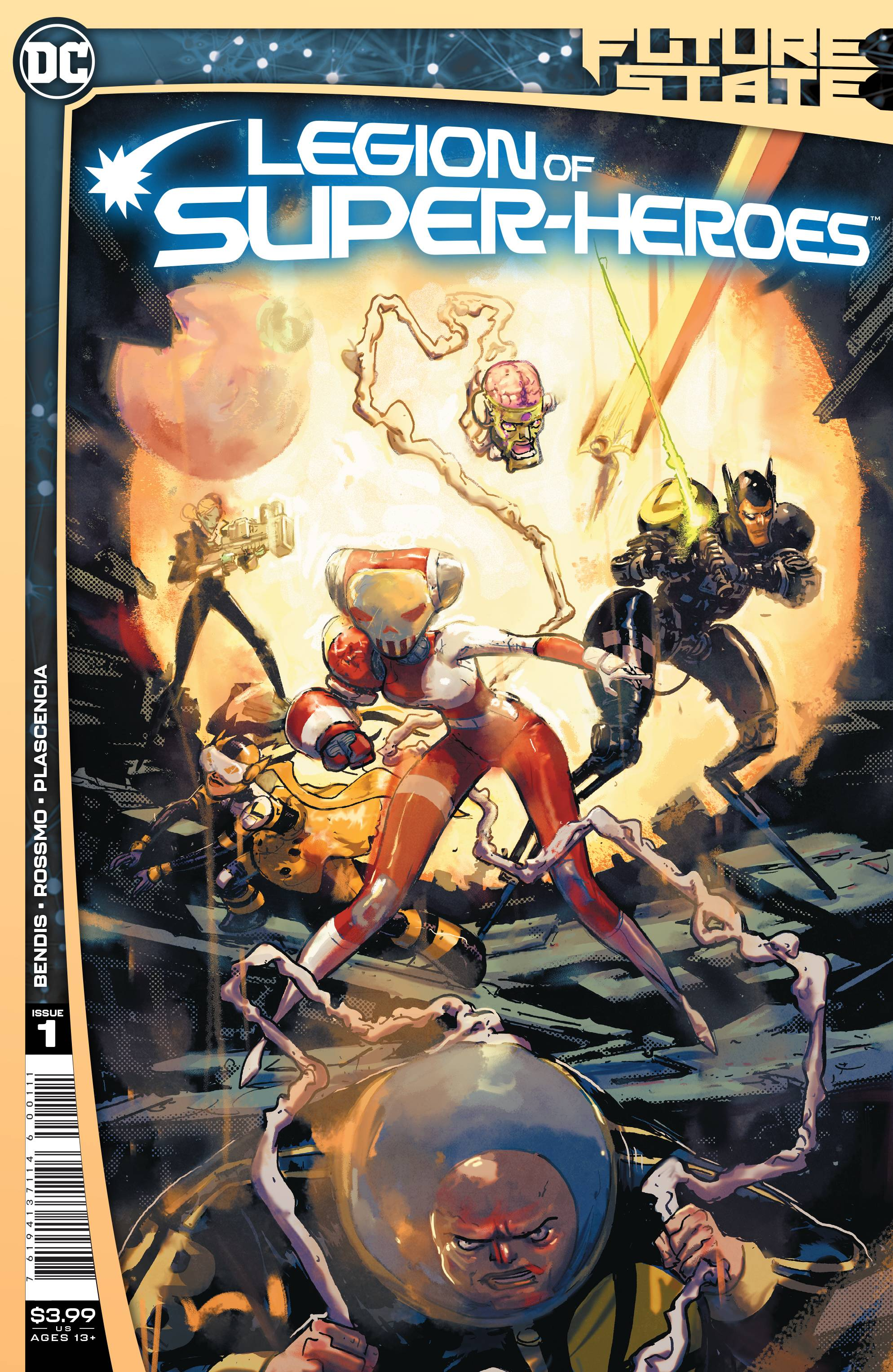 FUTURE STATE LEGION OF SUPER HEROES #1