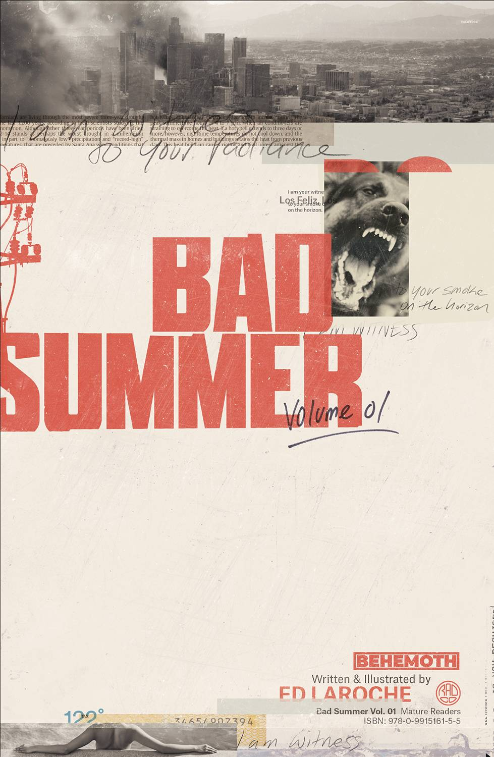 BAD SUMMER GN (MR)