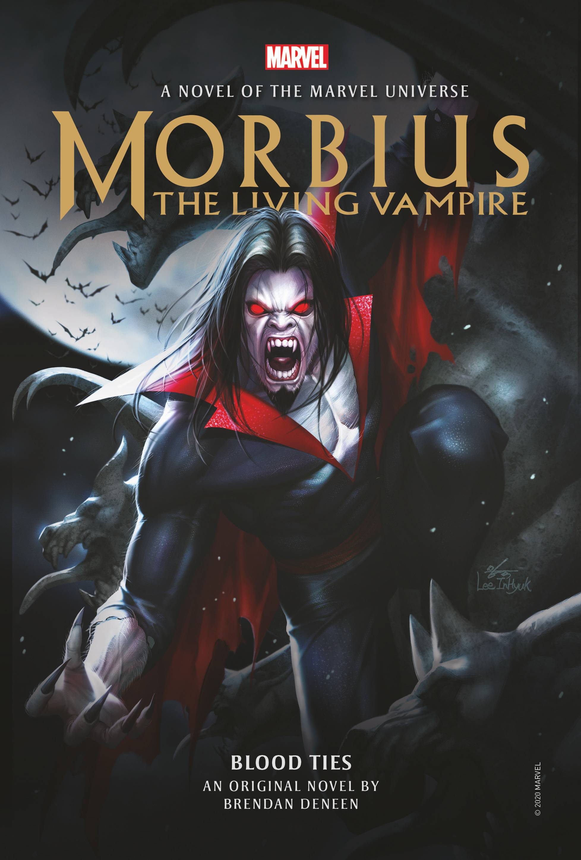MORBIUS LIVING VAMPIRE BLOOD TIES MMPB
