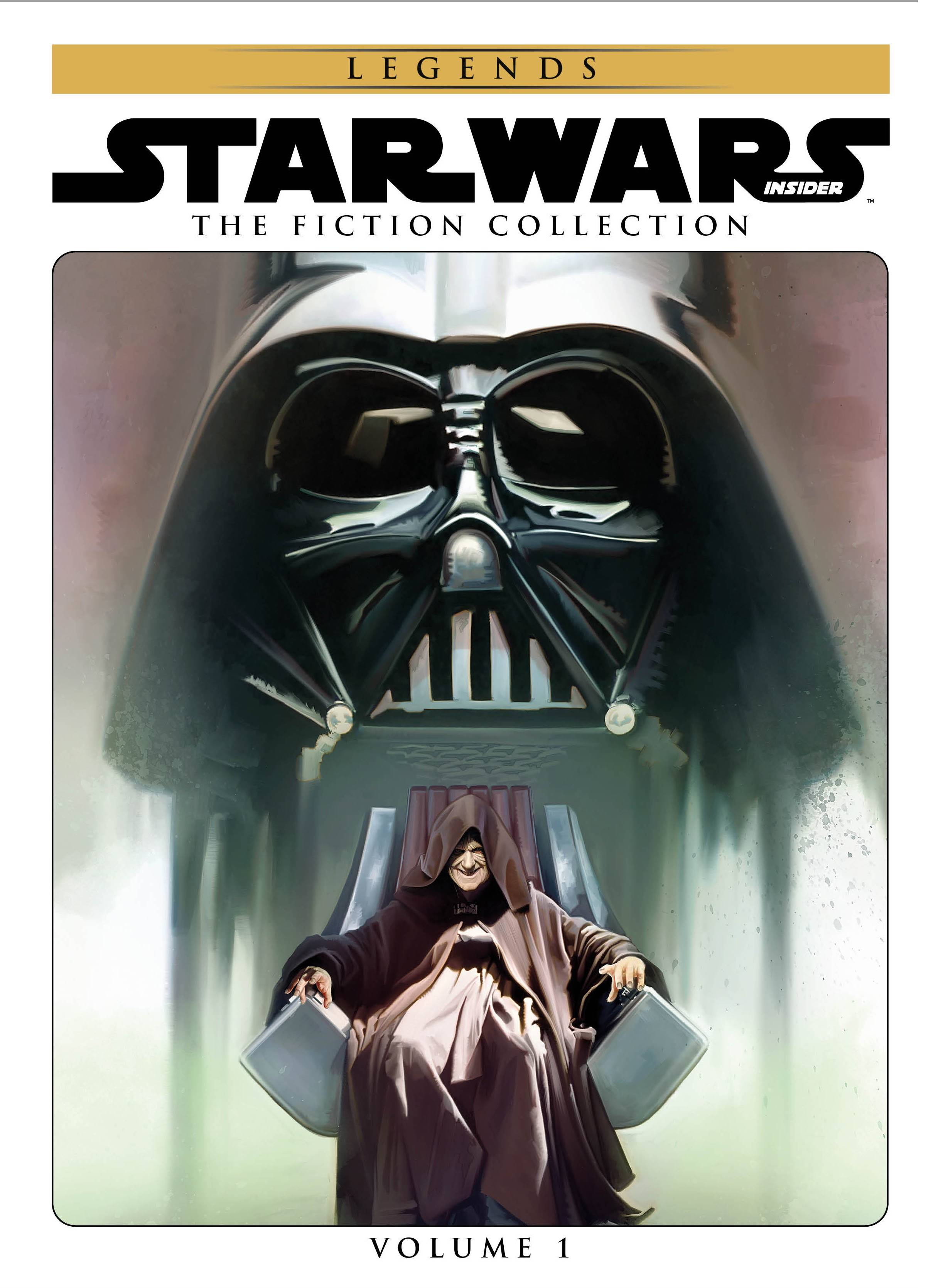 STAR WARS INSIDER FICTION COLLECTION HC VOL 01