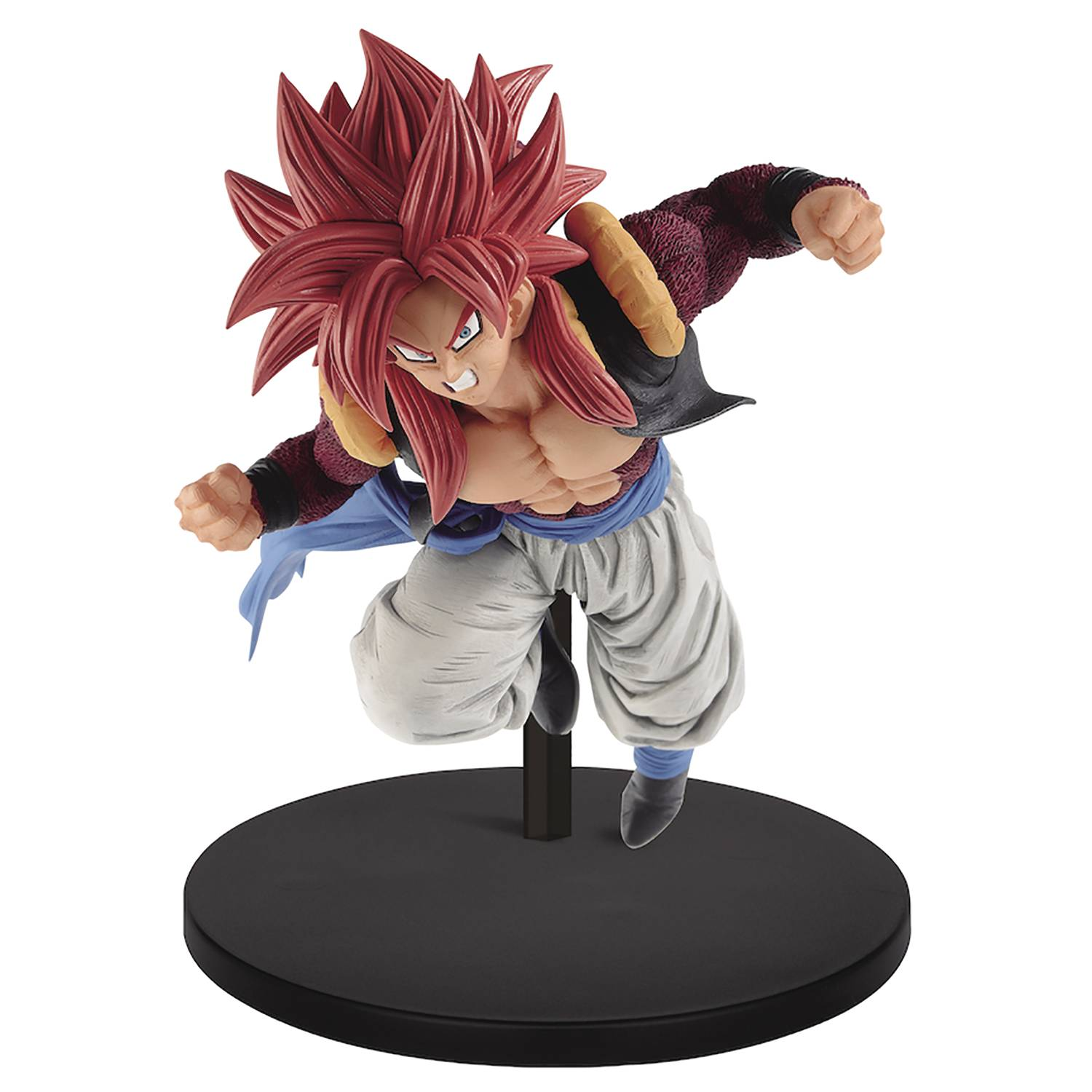 DRAGON BALL GT SUPER SAIYAN 4 GOGETA FIG