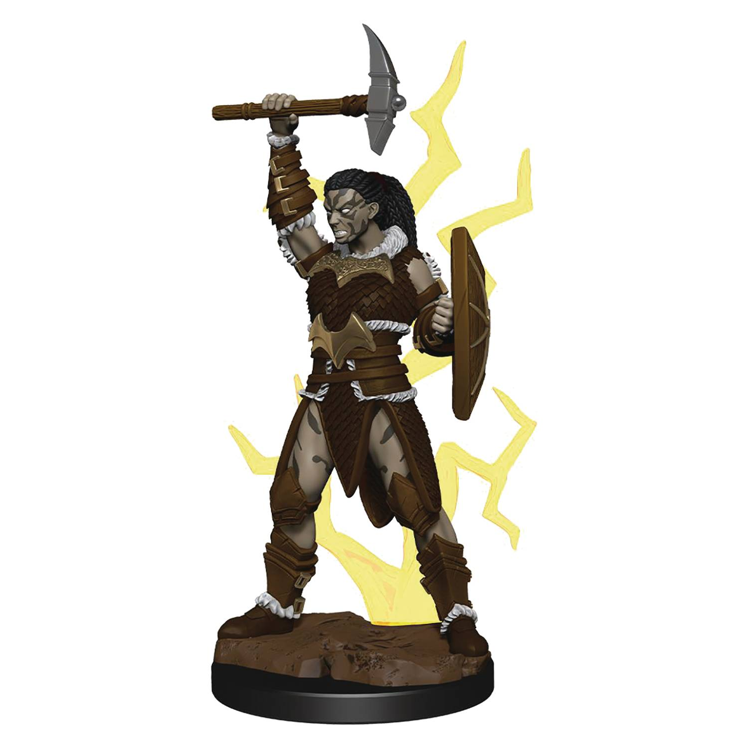 D&D ICONS REALMS PREMIUM FIG GOLIATH BARBARIAN FEMALE
