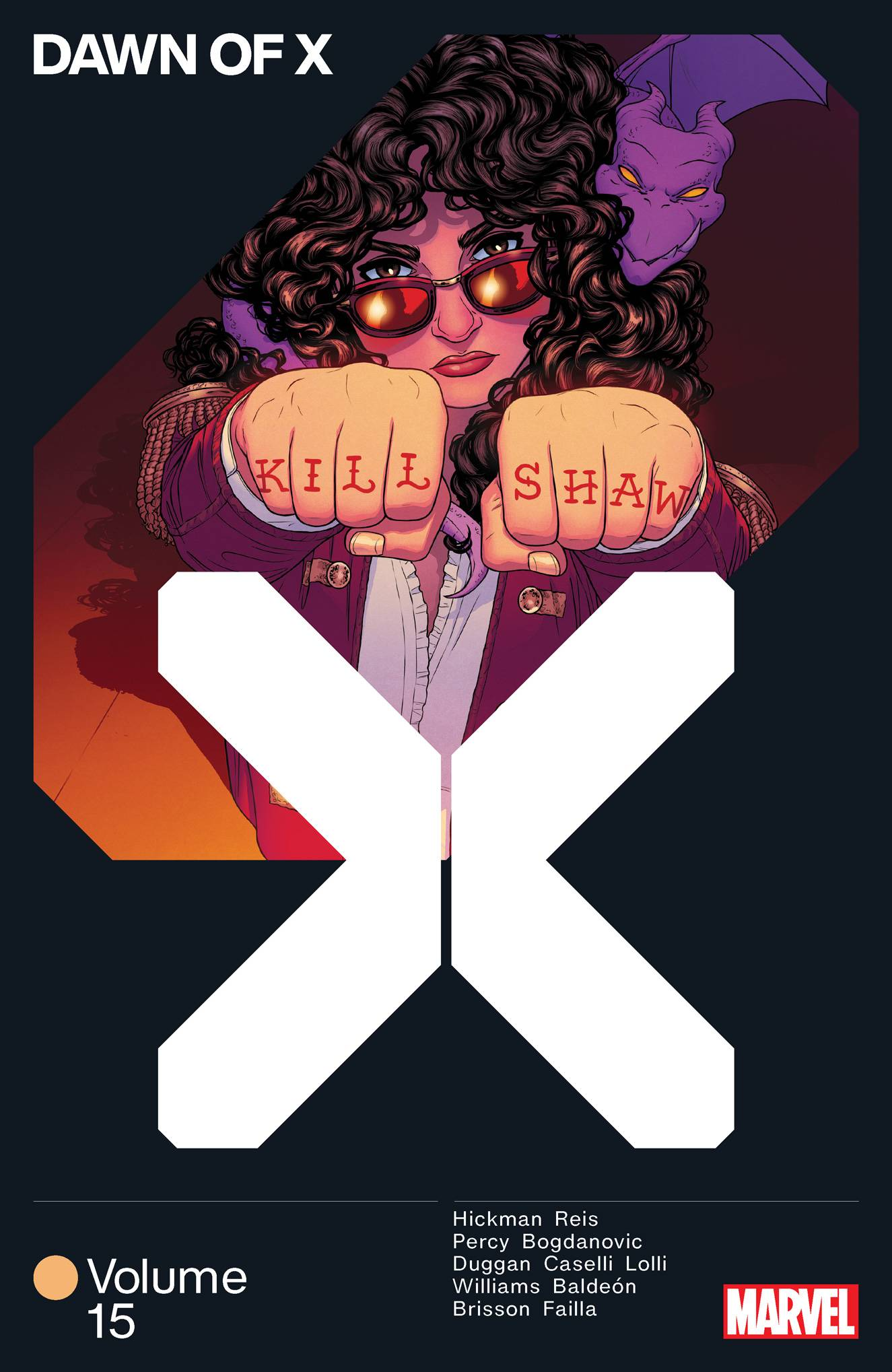 DAWN OF X TP VOL 15