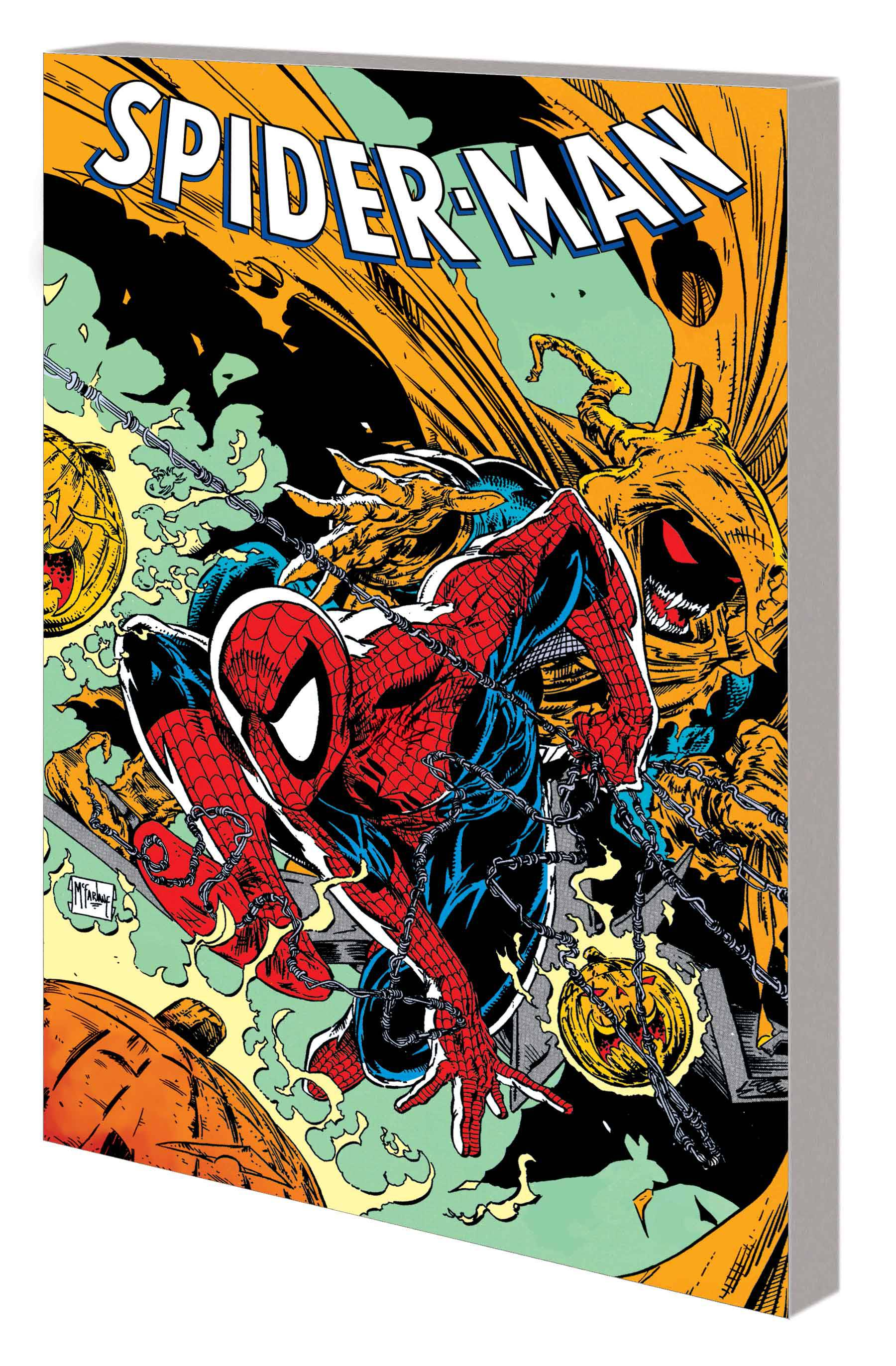 SPIDER-MAN BY TODD MCFARLANE COMPLETE COLLECTION TP