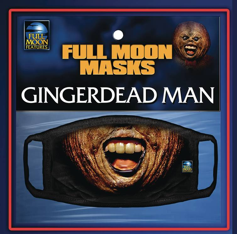 FULL MOON SERIES 2 GINGERDEAD MAN MASK