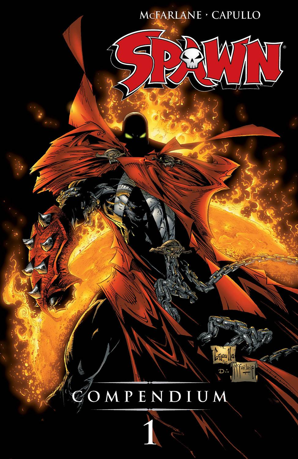 SPAWN COMPENDIUM TP VOL 01 (NEW EDITION) (DEC200125) (MR)