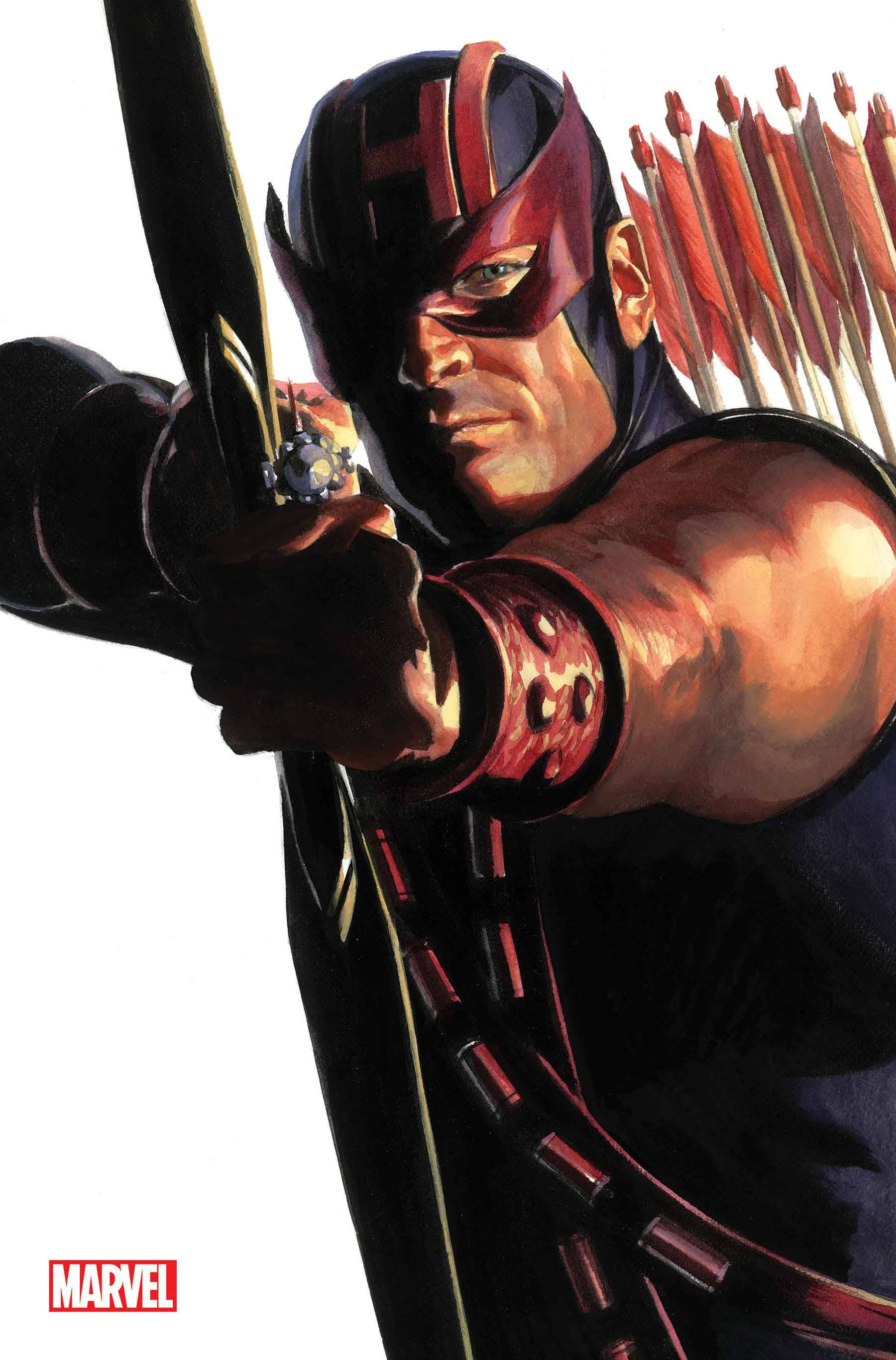 AVENGERS #42 ALEX ROSS HAWKEYE TIMELESS VIRGIN VAR