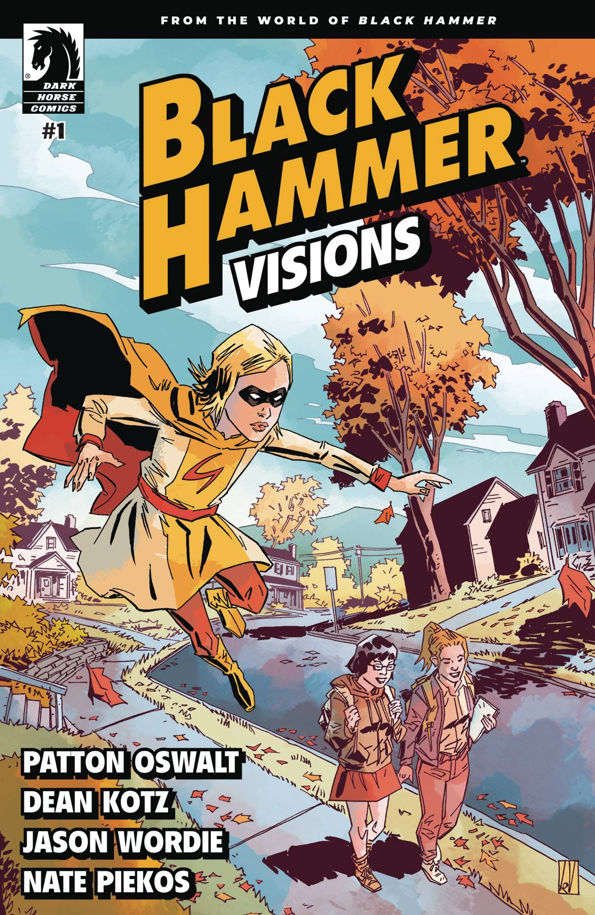 BLACK HAMMER VISIONS #1 (OF 8)