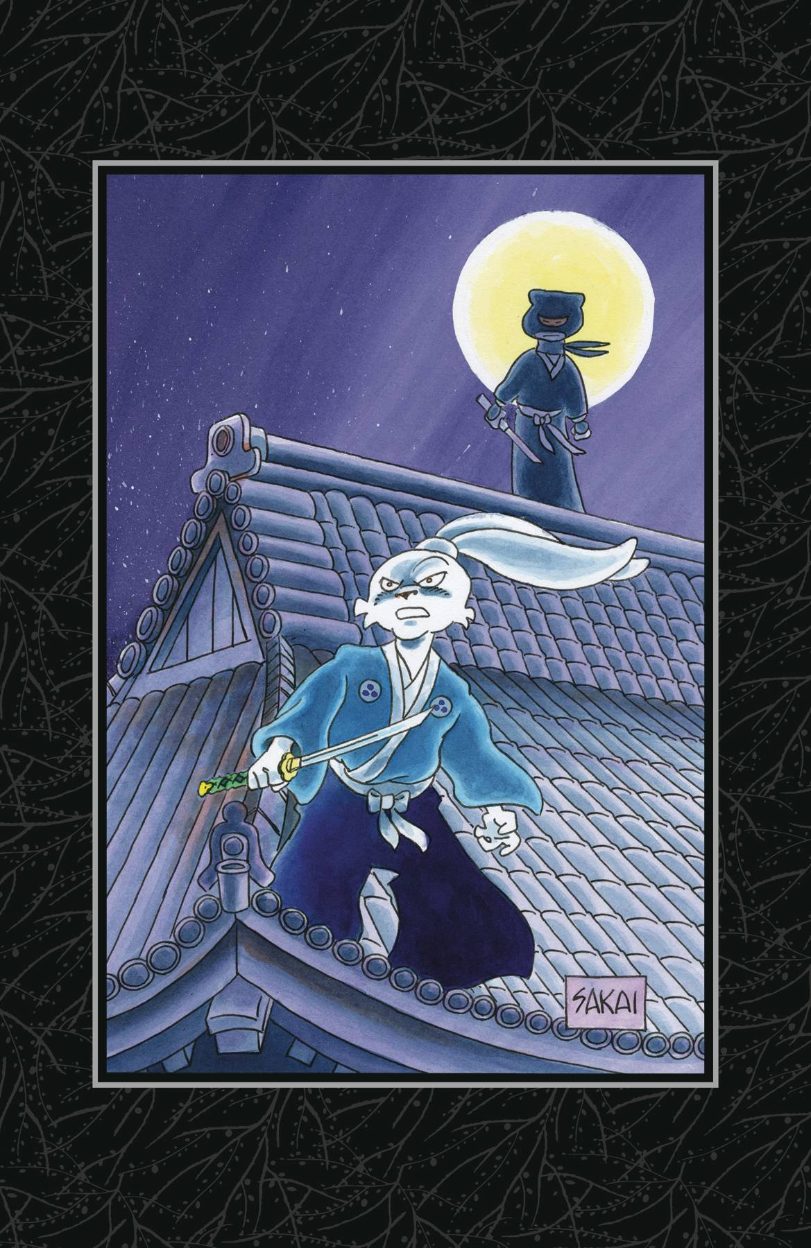 USAGI YOJIMBO SAGA LIMITED ED HC VOL 09