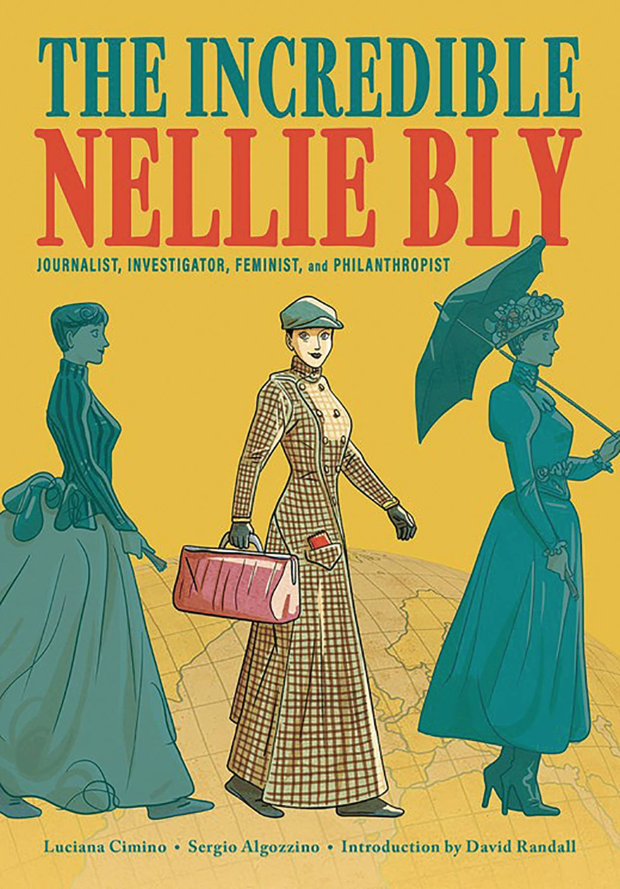 INCREDIBLE NELLIE BLY GN