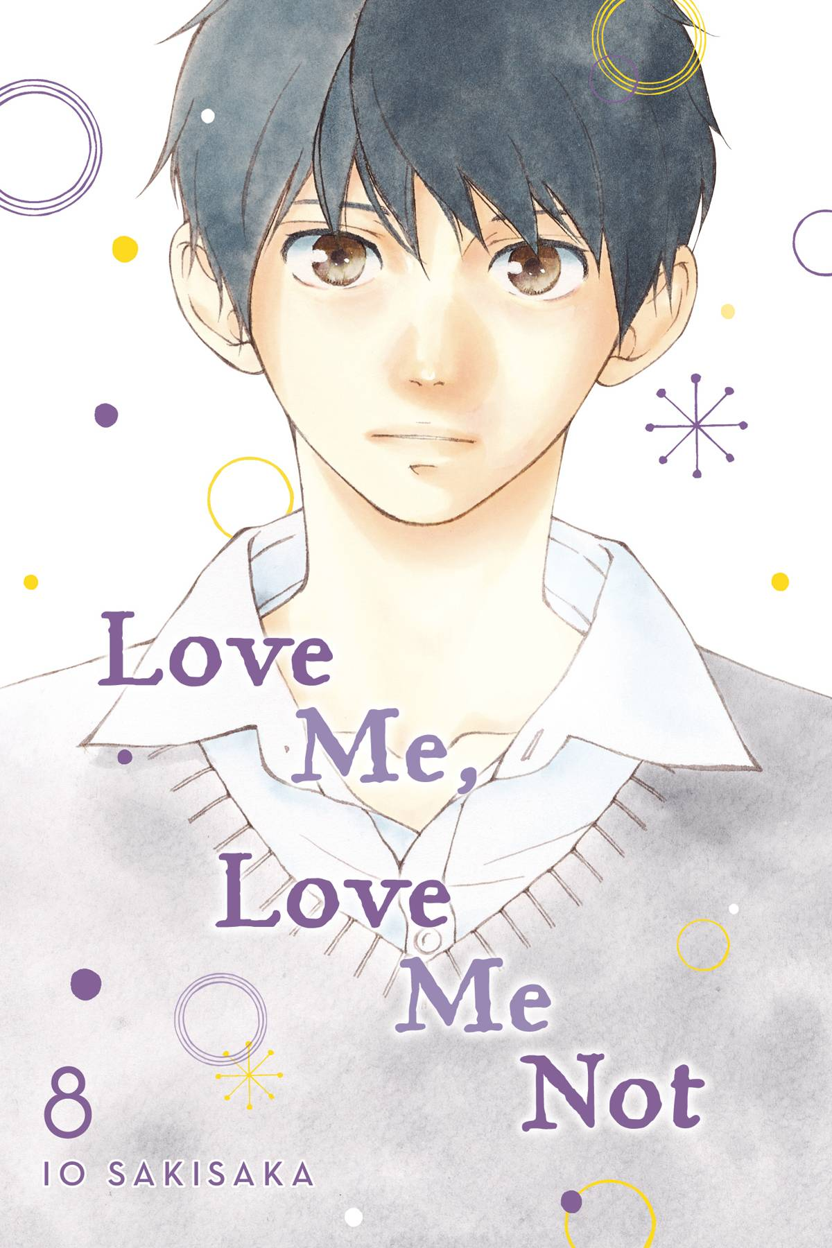 LOVE ME LOVE ME NOT GN VOL 08