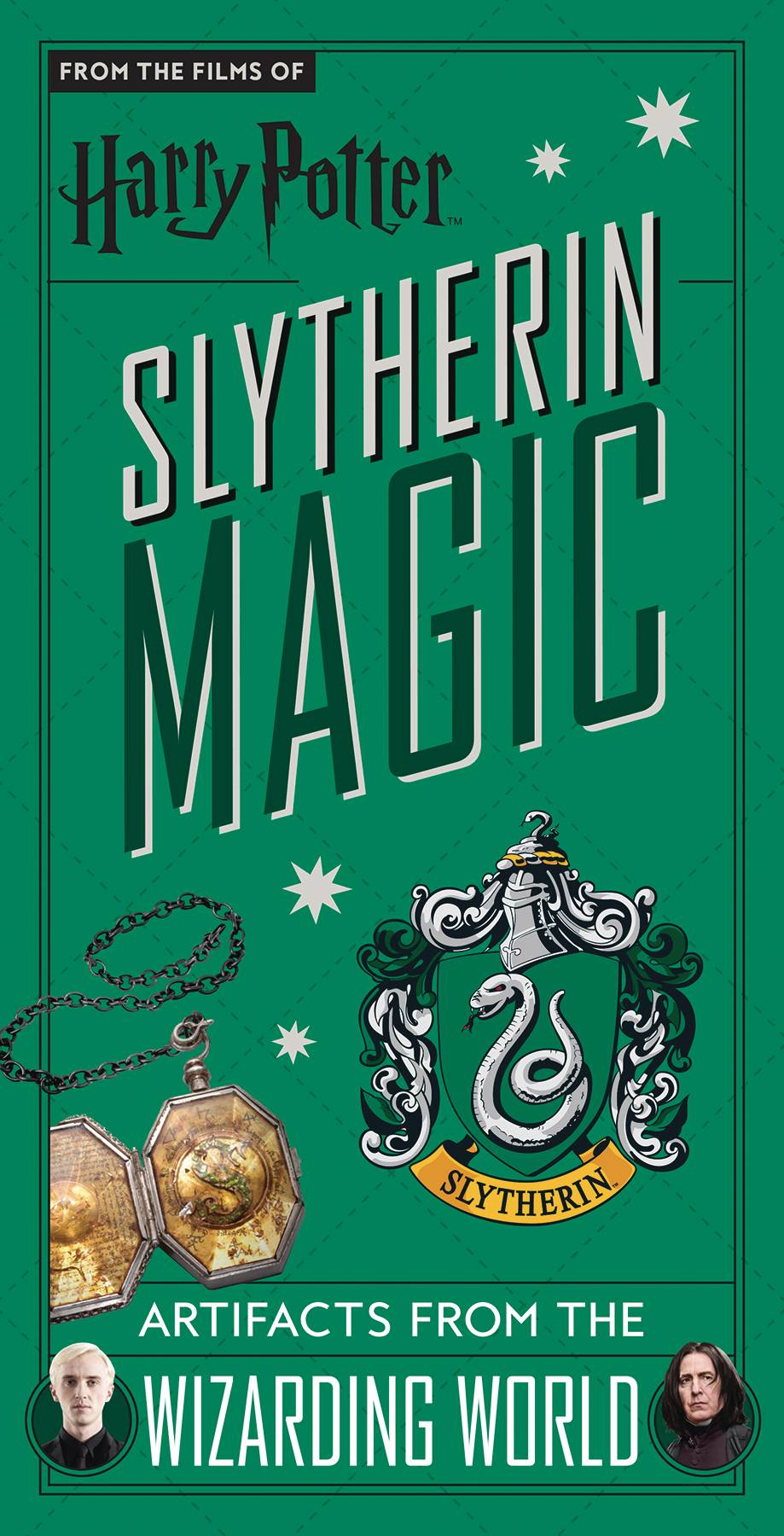 HARRY POTTER SLYTHERIN MAGIC COLLECTIONS SET
