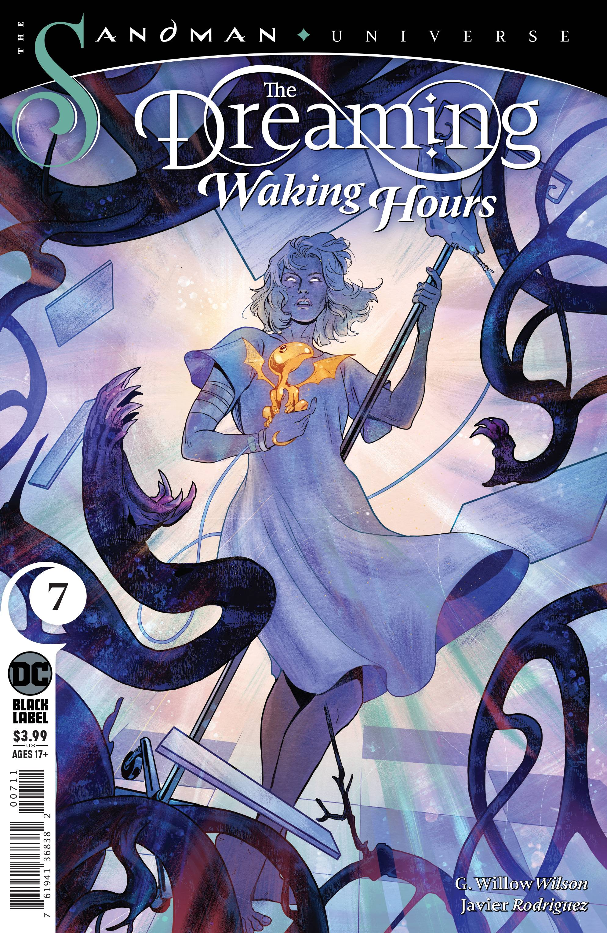 DREAMING WAKING HOURS #7 (MR)