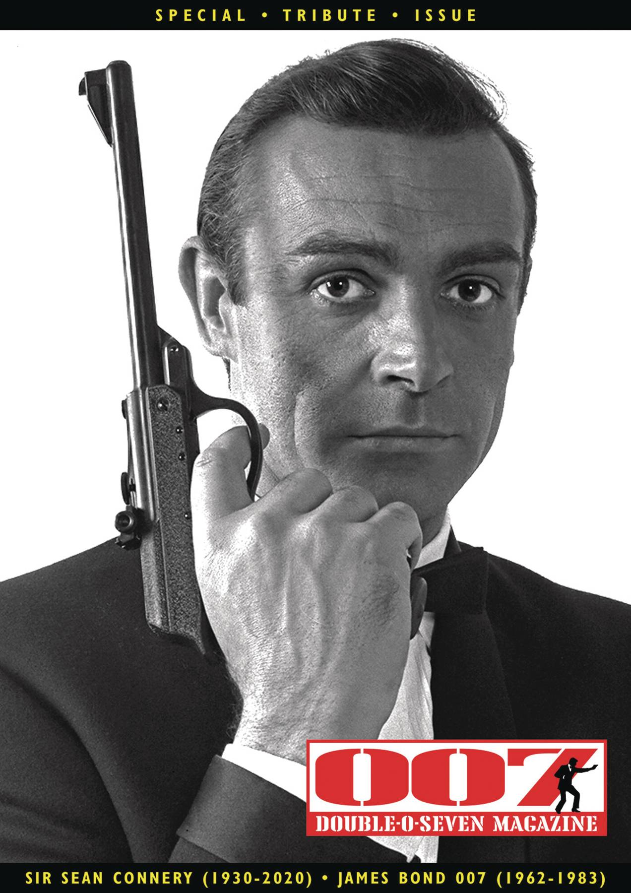 007 MAGAZINE SIE SEAN CONNERY TRIBUTE SPECIAL