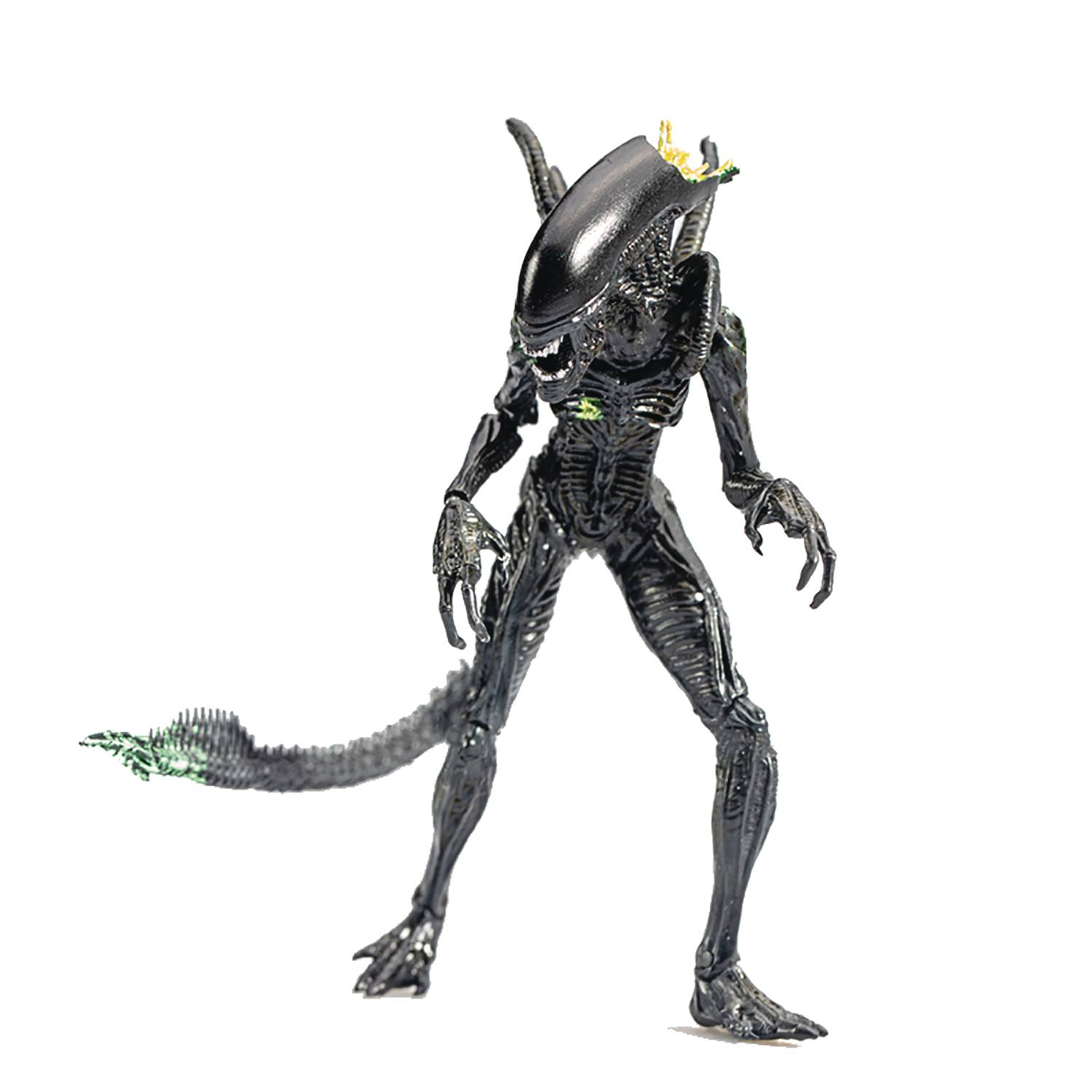 AVP BLOWOUT ALIEN WARRIOR PX 1/18 SCALE FIGURE (OCT208830) (