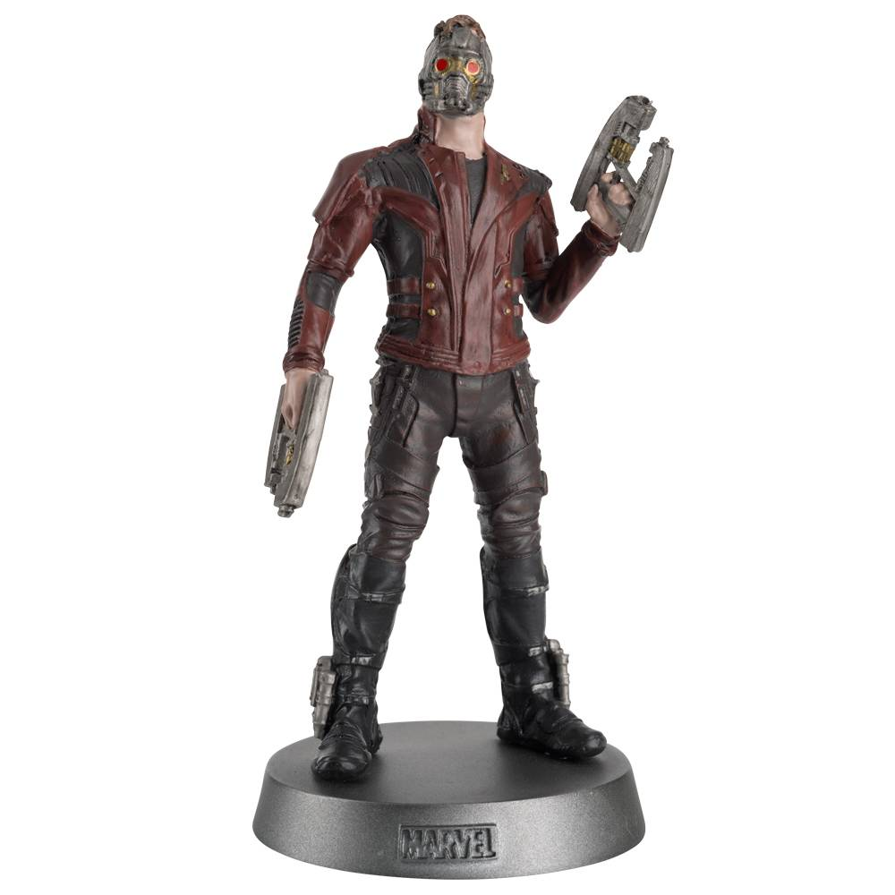 MARVEL MOVIE HERO COLLECTOR HEAVYWEIGHTS #11 STAR-LORD INFIN