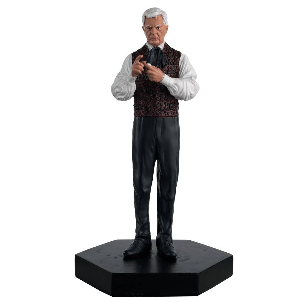 DOCTOR WHO FIGURINES COLLECTION #2 THE MASTER BOX SET #2 MOD