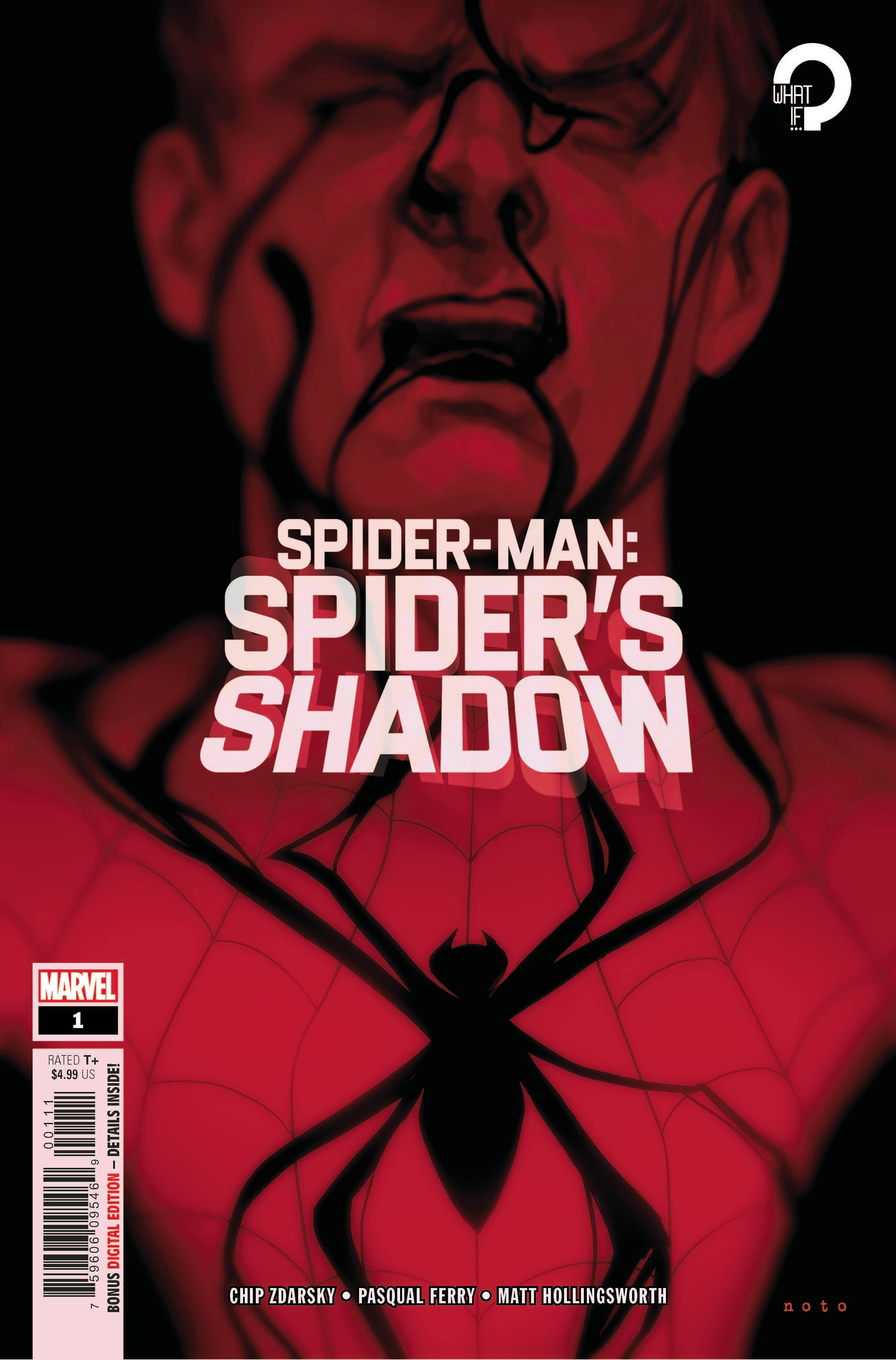 SPIDER-MAN SPIDERS SHADOW #1 (OF 5)