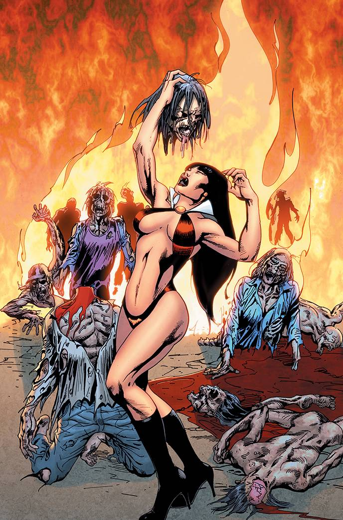 VENGEANCE OF VAMPIRELLA #14 15 COPY CASTRO VIRGIN FOC INCV