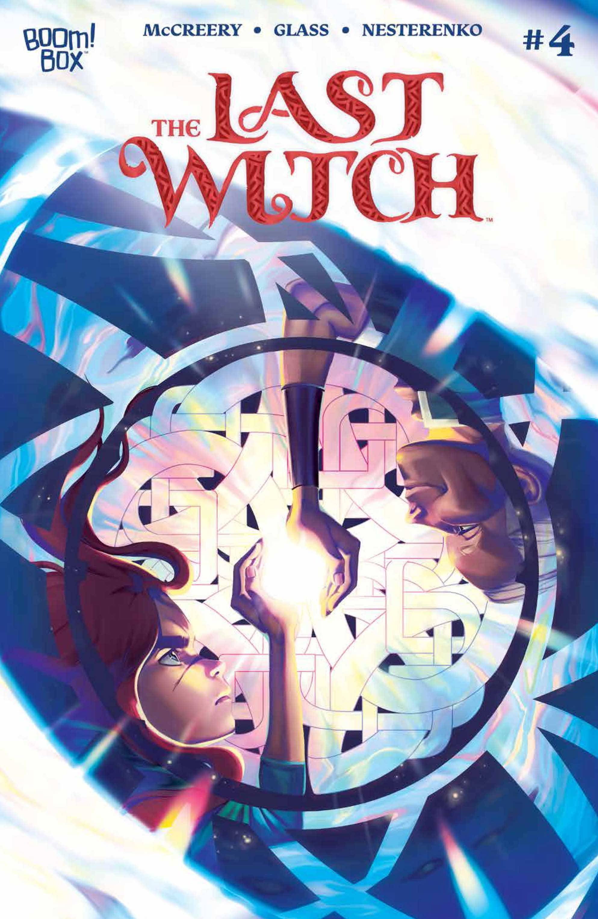 LAST WITCH #4 CVR A GLASS