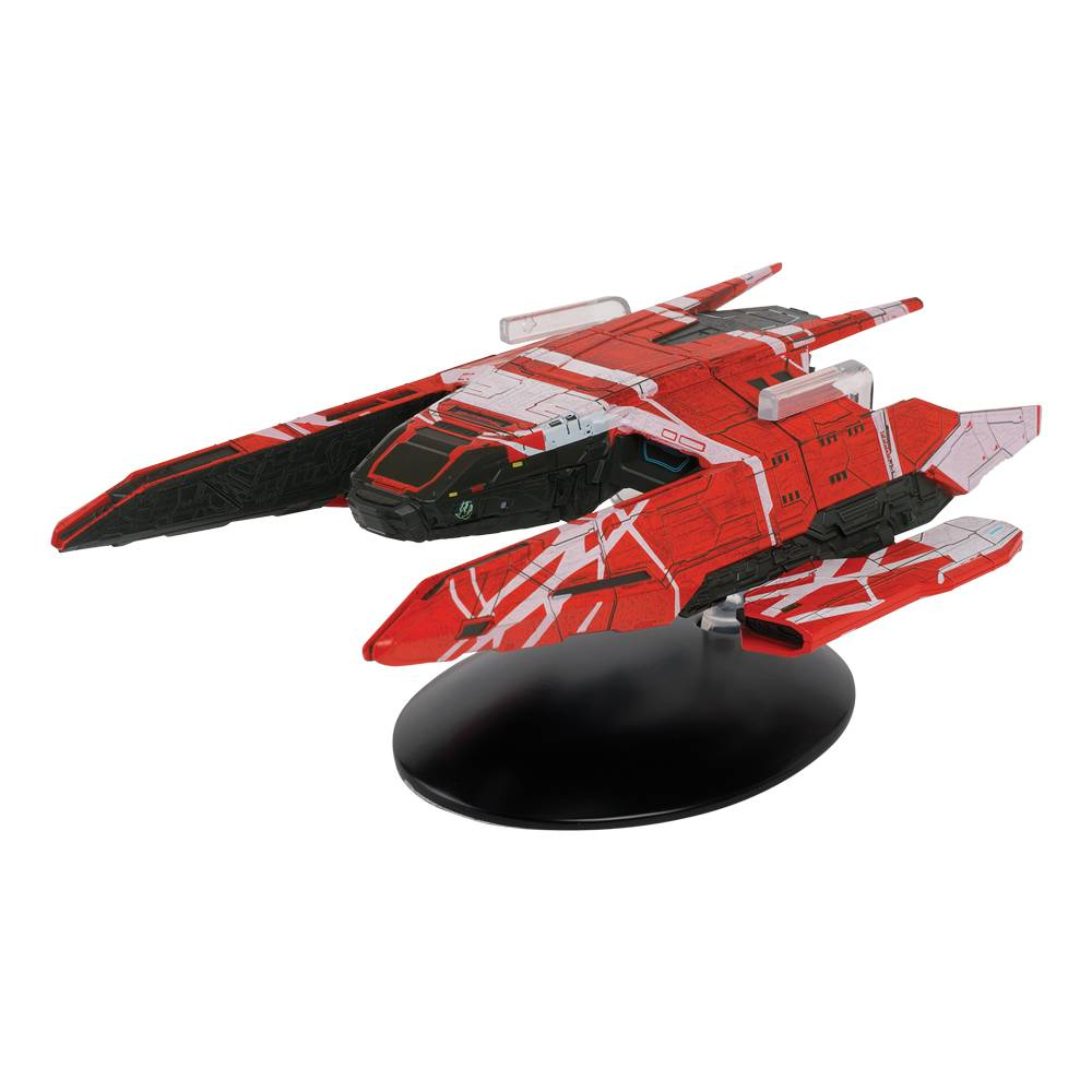 STAR TREK UNIVERSE STARSHIPS #1 LA SIRENA